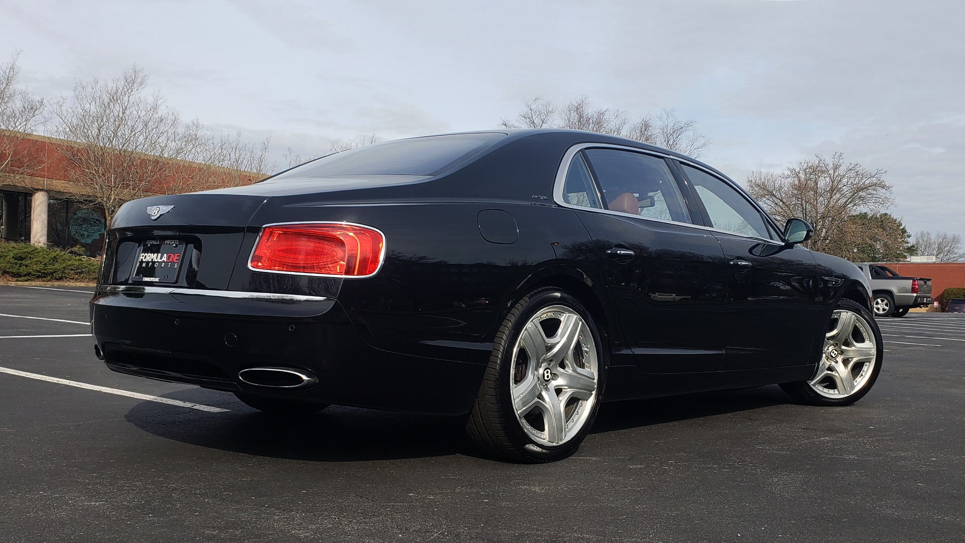Used 2014 Bentley Flying Spur W12 / 8-SPD / AWD / NAV / MULLINER DRIVING SPEC for sale Sold at Formula Imports in Charlotte NC 28227 6