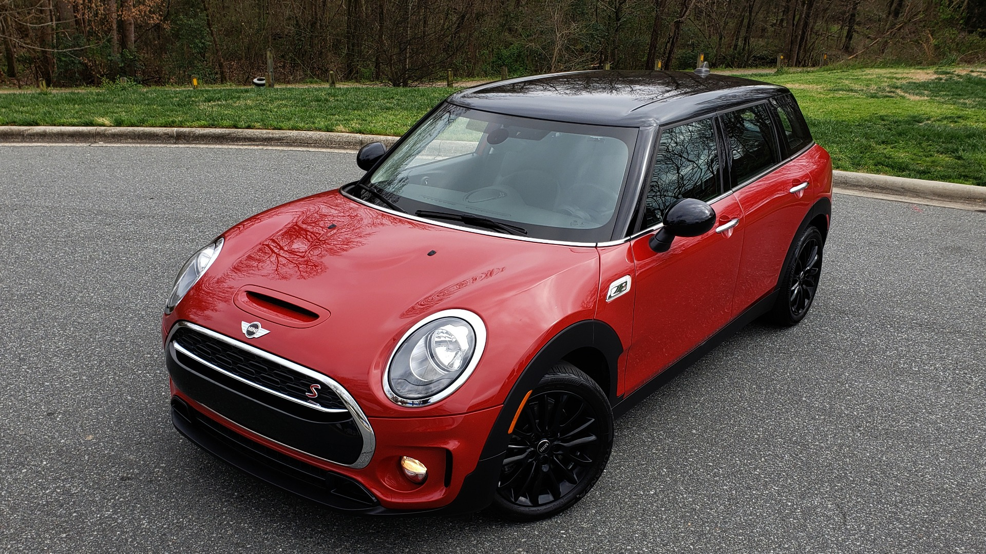 Used 2018 MINI CLUBMAN COOPER S / FWD / AUTO / TURBO 4-CYL / REARVIEW for sale Sold at Formula Imports in Charlotte NC 28227 2