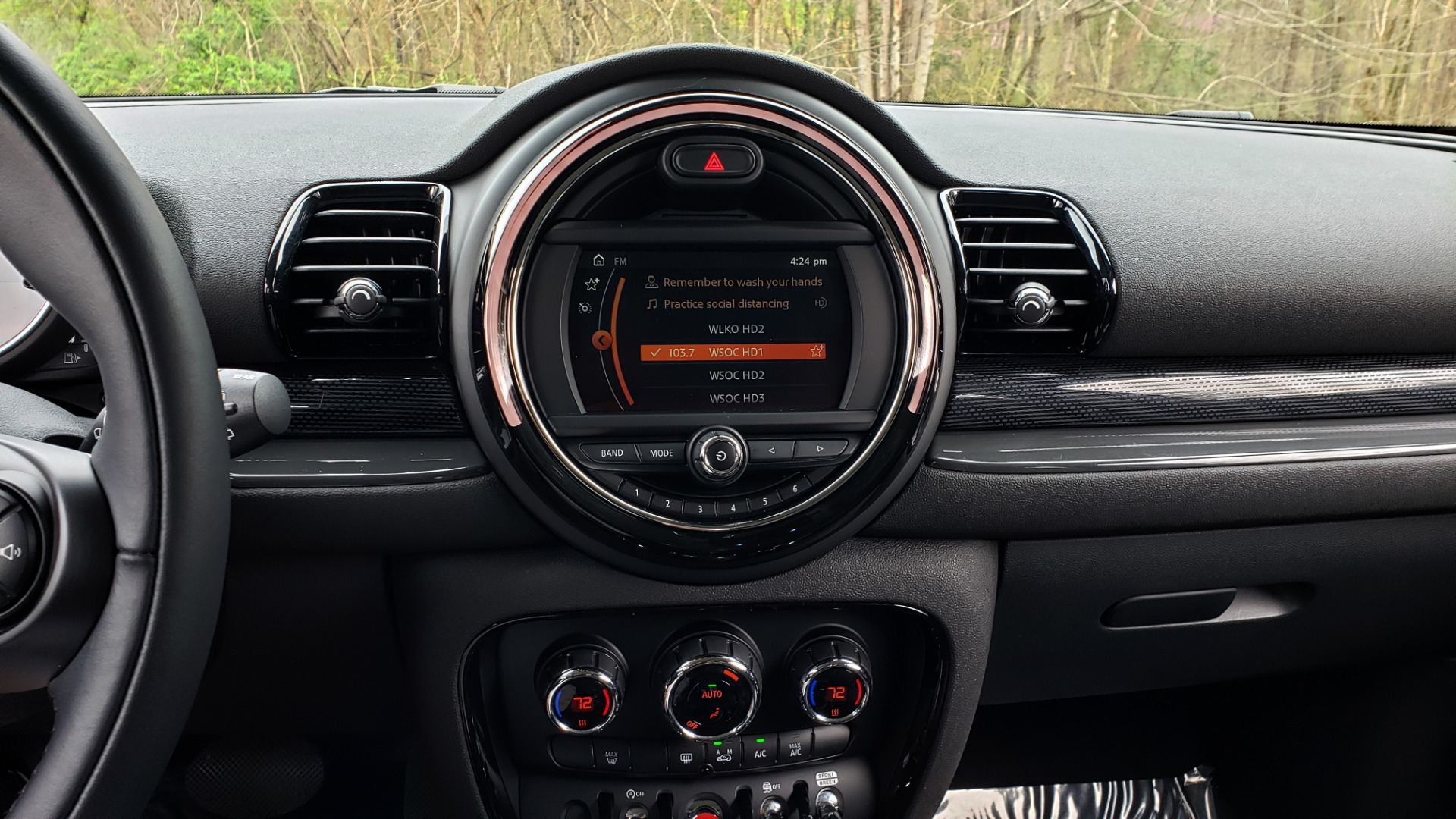 Used 2018 MINI CLUBMAN COOPER S / FWD / AUTO / TURBO 4-CYL / REARVIEW for sale Sold at Formula Imports in Charlotte NC 28227 50