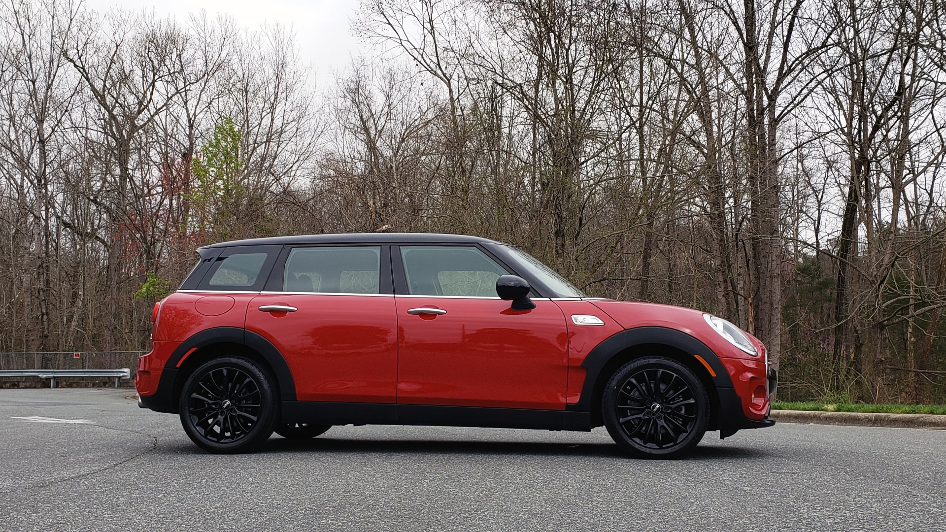 Used 2018 MINI CLUBMAN COOPER S / FWD / AUTO / TURBO 4-CYL / REARVIEW for sale Sold at Formula Imports in Charlotte NC 28227 6