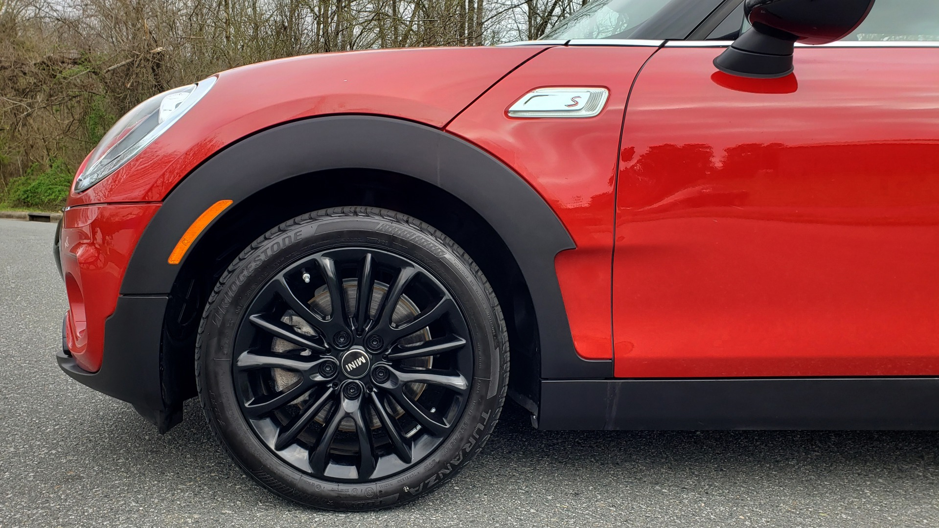 Used 2018 MINI CLUBMAN COOPER S / FWD / AUTO / TURBO 4-CYL / REARVIEW for sale Sold at Formula Imports in Charlotte NC 28227 84