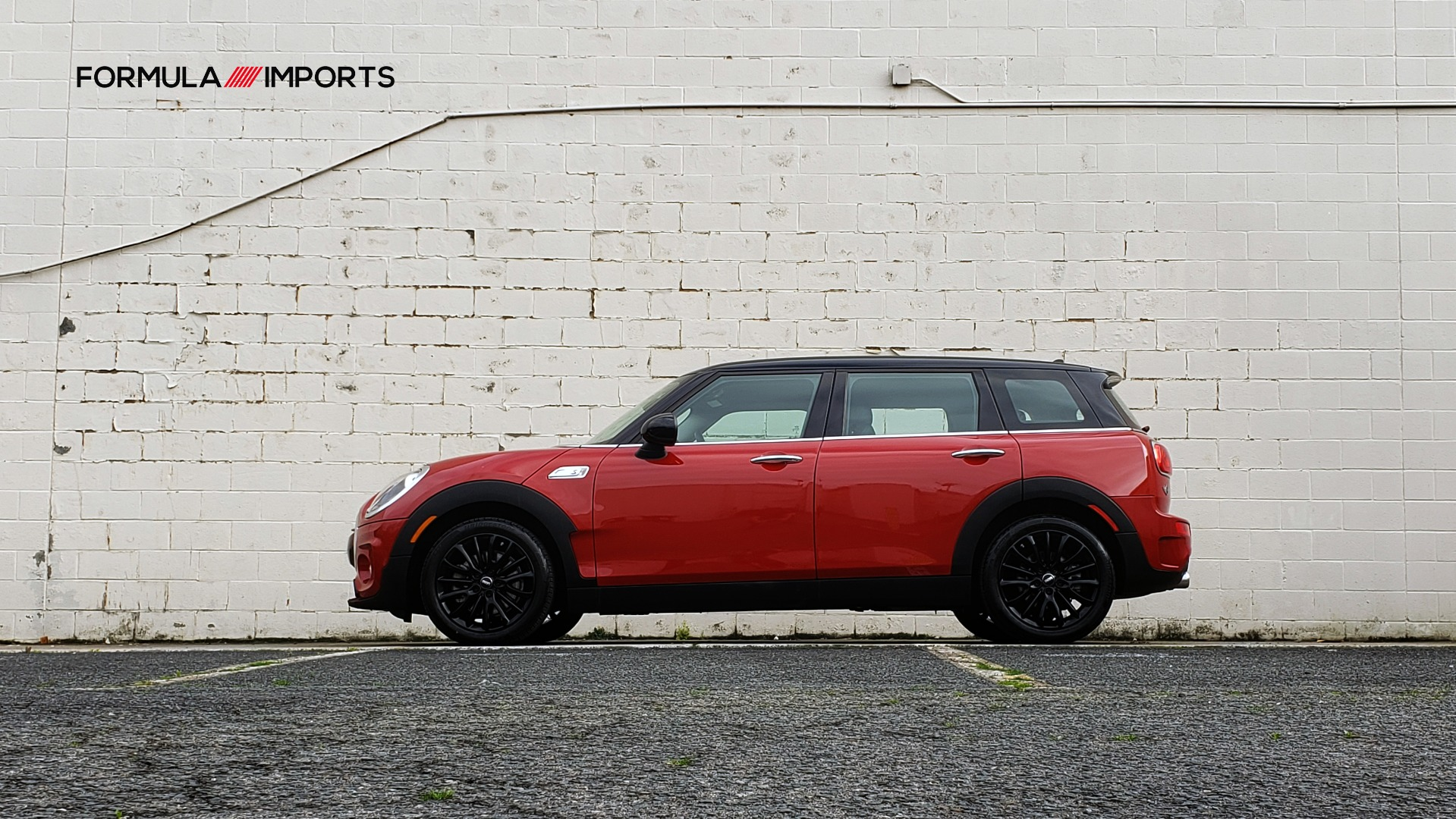 Used 2018 MINI CLUBMAN COOPER S / FWD / AUTO / TURBO 4-CYL / REARVIEW for sale Sold at Formula Imports in Charlotte NC 28227 98