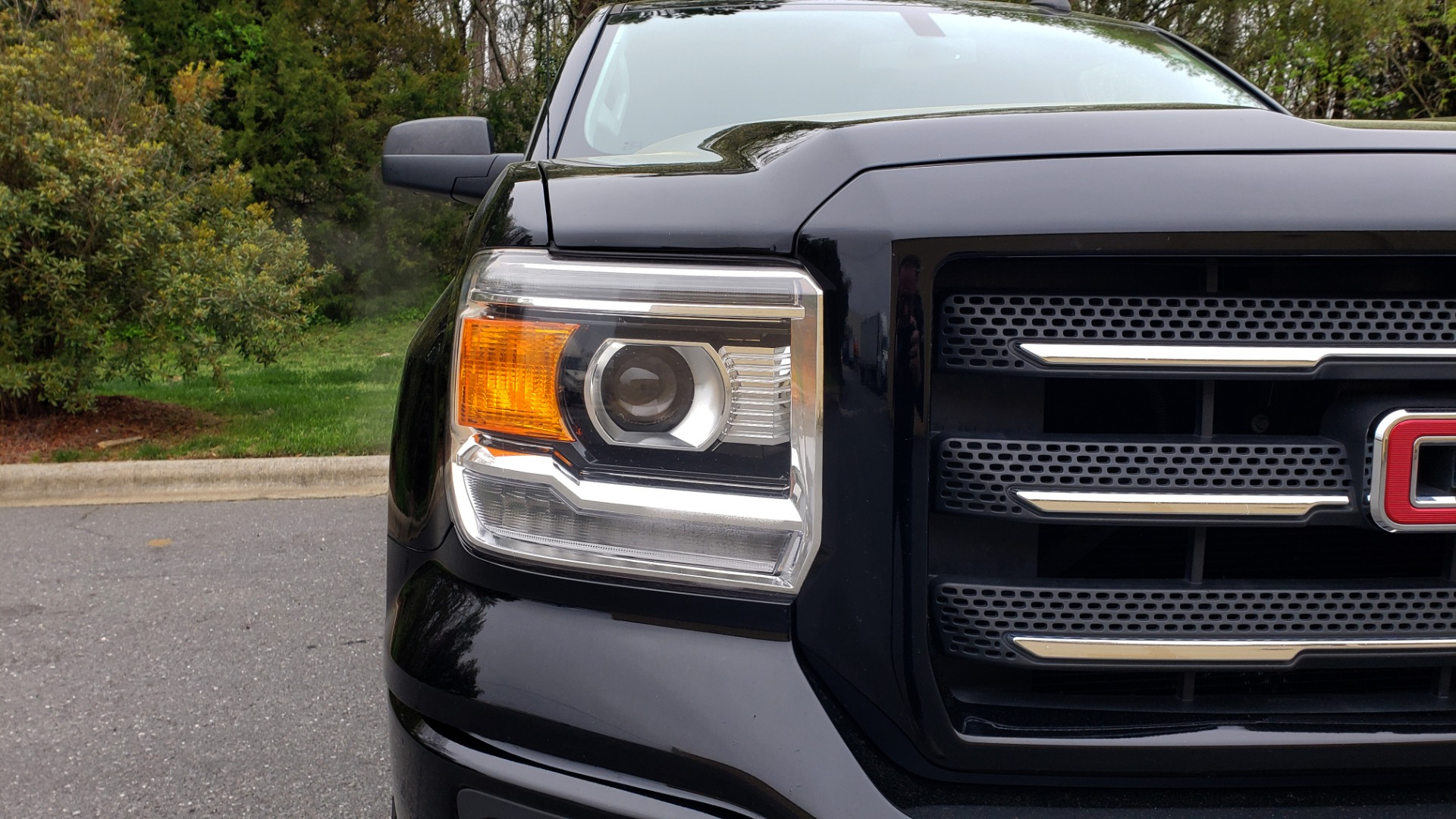 Used 2015 GMC SIERRA 1500 SLT 4WD CREW CAB / 6.2L V8 / NAV / BOSE / REARVIEW for sale Sold at Formula Imports in Charlotte NC 28227 19