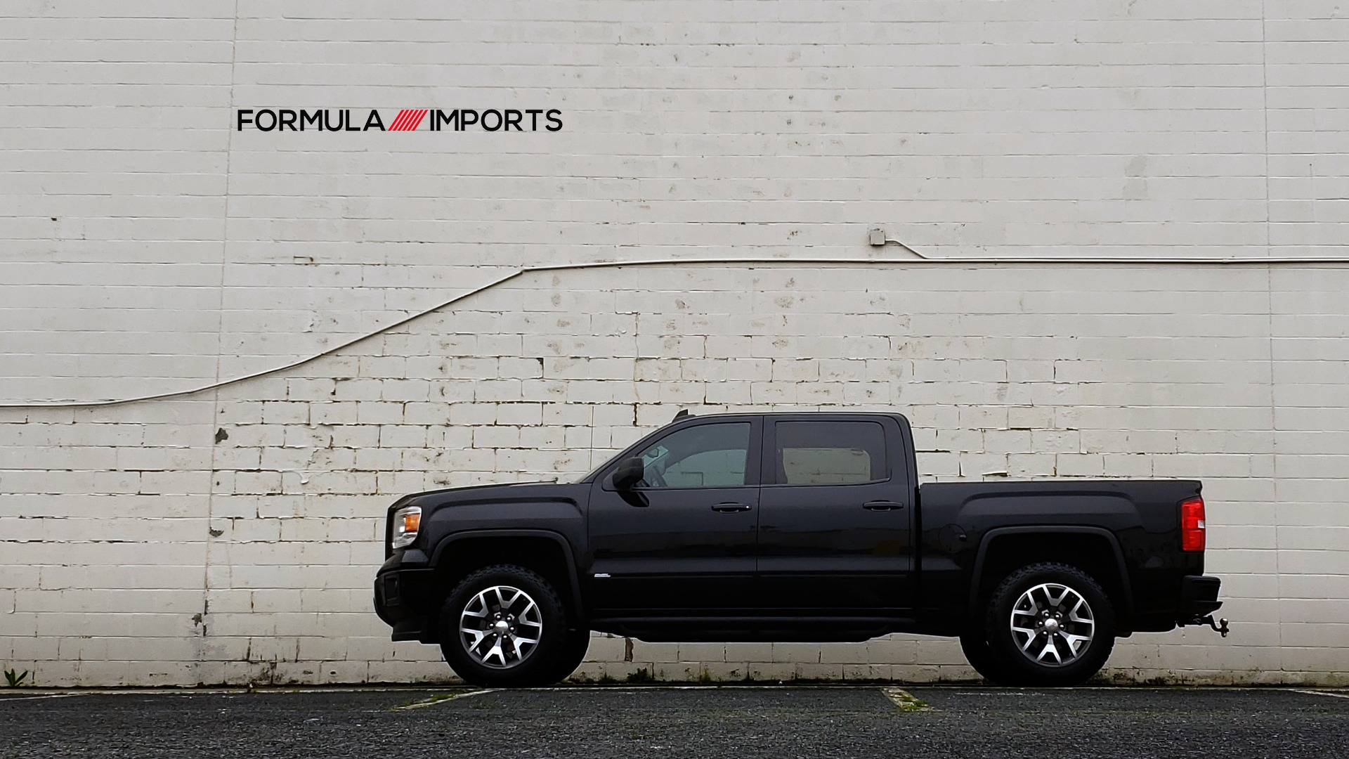 Used 2015 GMC SIERRA 1500 SLT 4WD CREW CAB / 6.2L V8 / NAV / BOSE / REARVIEW for sale Sold at Formula Imports in Charlotte NC 28227 93