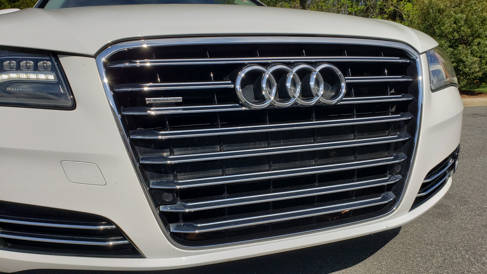 Used 2011 Audi A8 L QUATTRO / NAV / PANO-ROOF / REARVIEW / BSM / B&O SND for sale Sold at Formula Imports in Charlotte NC 28227 24