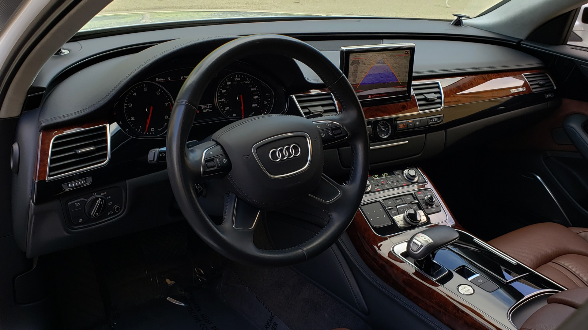 Used 2011 Audi A8 L QUATTRO / NAV / PANO-ROOF / REARVIEW / BSM / B&O SND for sale Sold at Formula Imports in Charlotte NC 28227 39