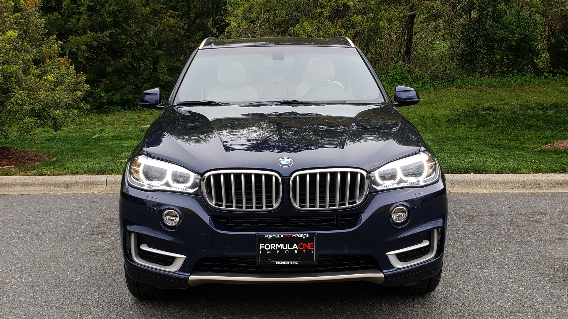 Used 2017 BMW X5 XDRIVE35I PREMIUM / NAV / SUNROOF/ CLD WTHR / HARMAN/KARDON / REARVIEW for sale $30,595 at Formula Imports in Charlotte NC 28227 20