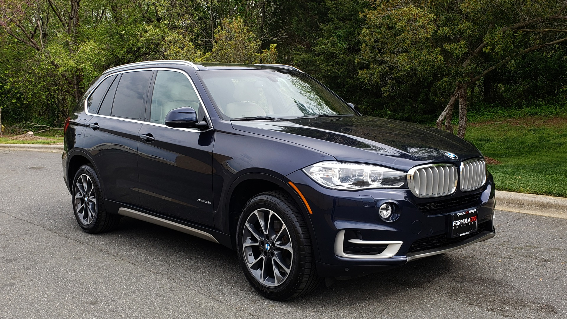 Used 2017 BMW X5 XDRIVE35I PREMIUM / NAV / SUNROOF/ CLD WTHR / HARMAN/KARDON / REARVIEW for sale $30,595 at Formula Imports in Charlotte NC 28227 4