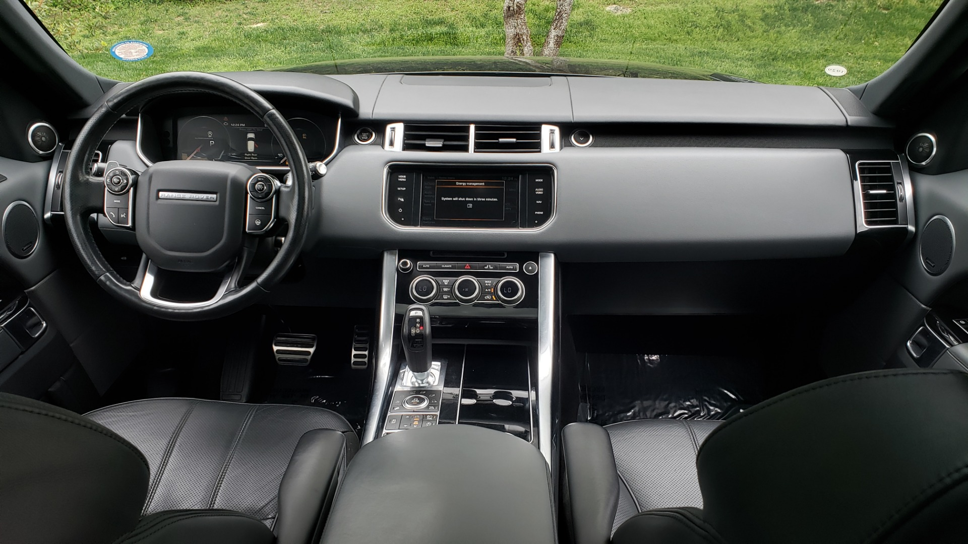 Used 2015 Land Rover RANGE ROVER SPORT SC V8 DYNAMIC / NAV / PANO-ROOF / DRVR ASST / REARVIEW for sale Sold at Formula Imports in Charlotte NC 28227 81