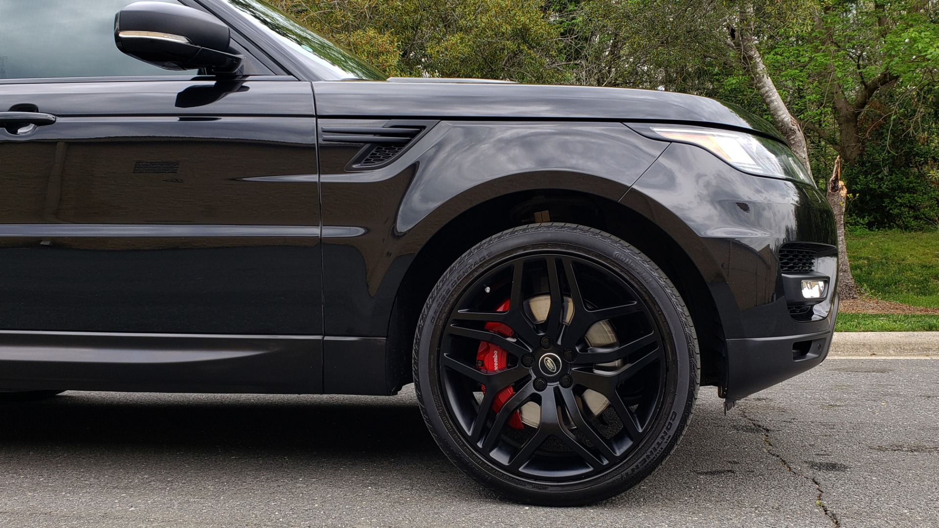 Used 2015 Land Rover RANGE ROVER SPORT SC V8 DYNAMIC / NAV / PANO-ROOF / DRVR ASST / REARVIEW for sale Sold at Formula Imports in Charlotte NC 28227 86