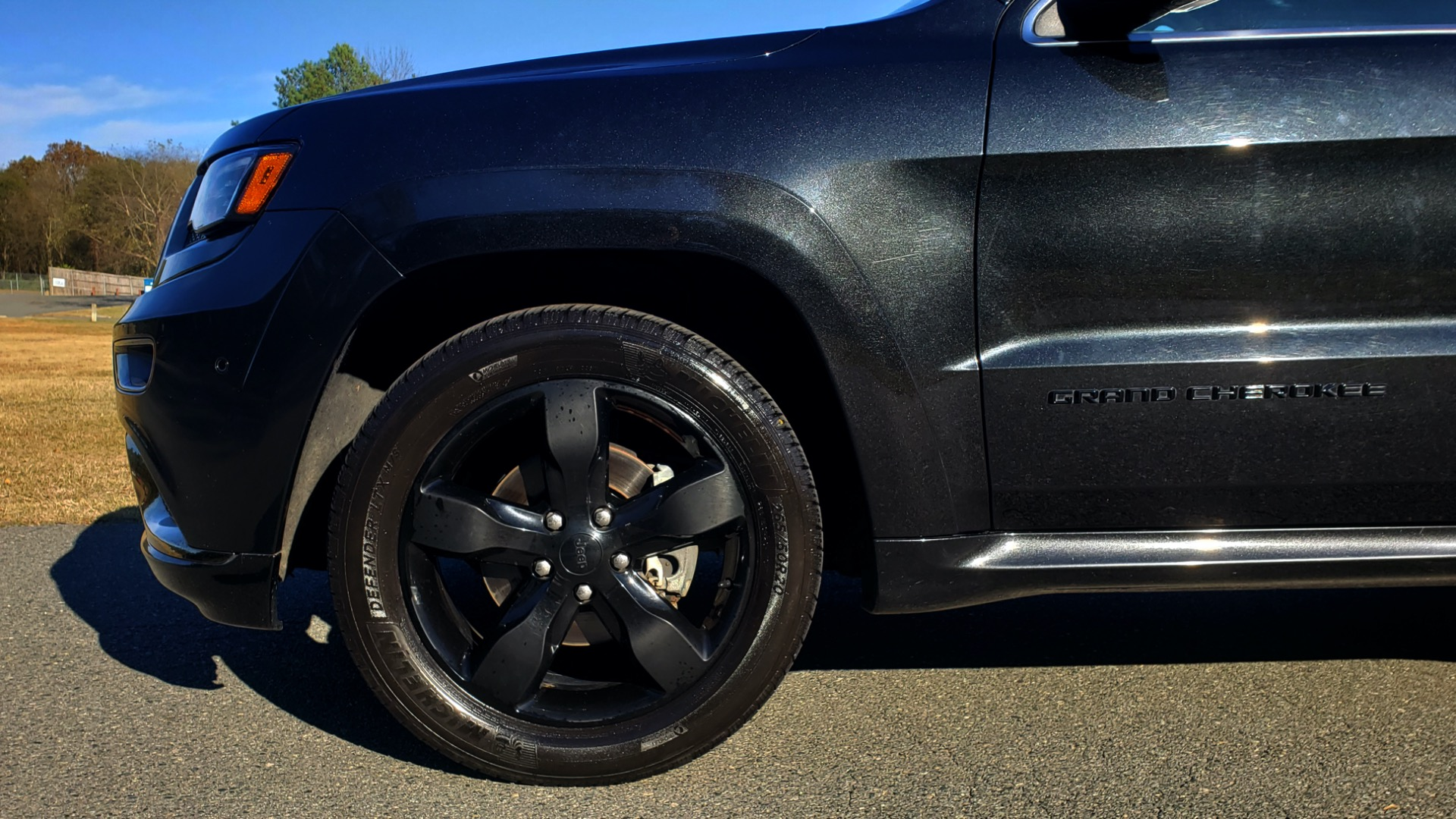 Used 2015 Jeep GRAND CHEROKEE HIGH ALTITUDE / NAV / SUNROOF / REARVIEW / TOW PKG for sale Sold at Formula Imports in Charlotte NC 28227 6