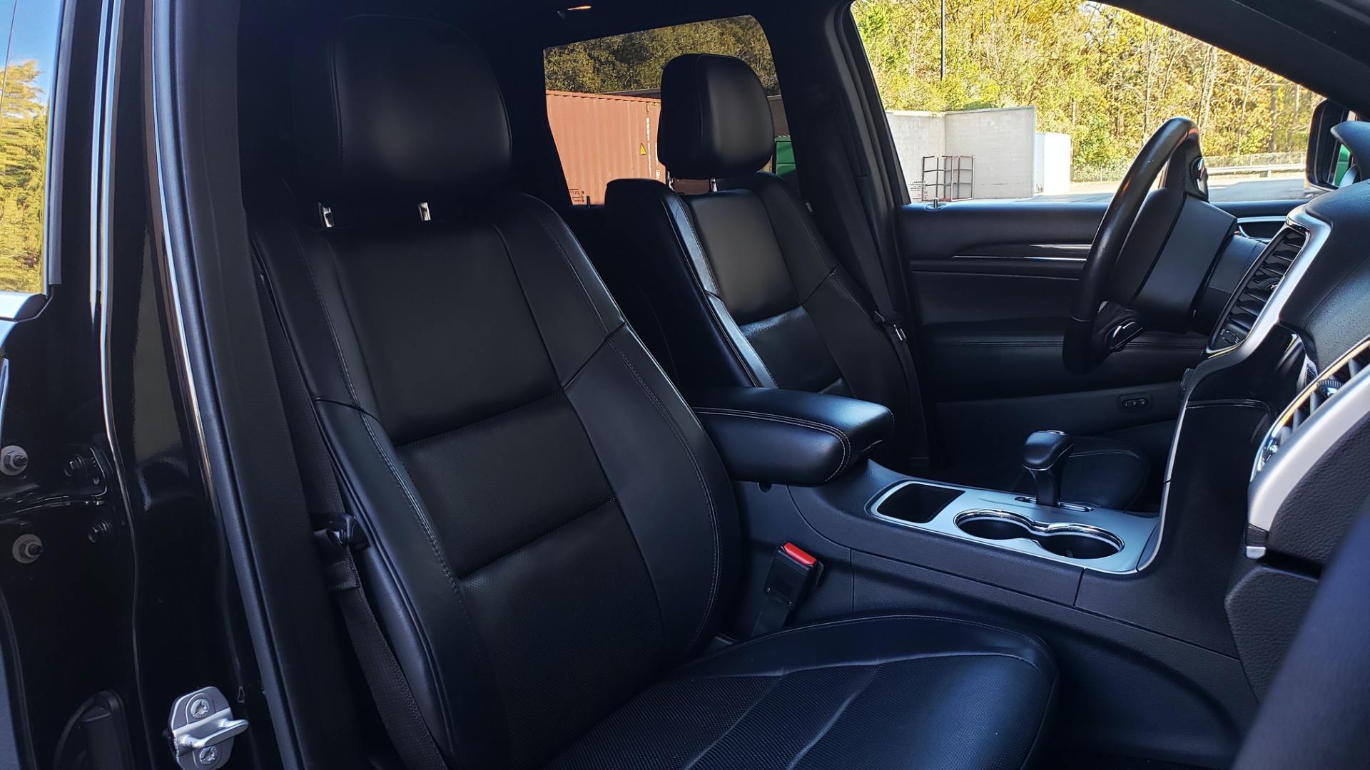 Used 2015 Jeep GRAND CHEROKEE HIGH ALTITUDE / NAV / SUNROOF / REARVIEW / TOW PKG for sale Sold at Formula Imports in Charlotte NC 28227 61