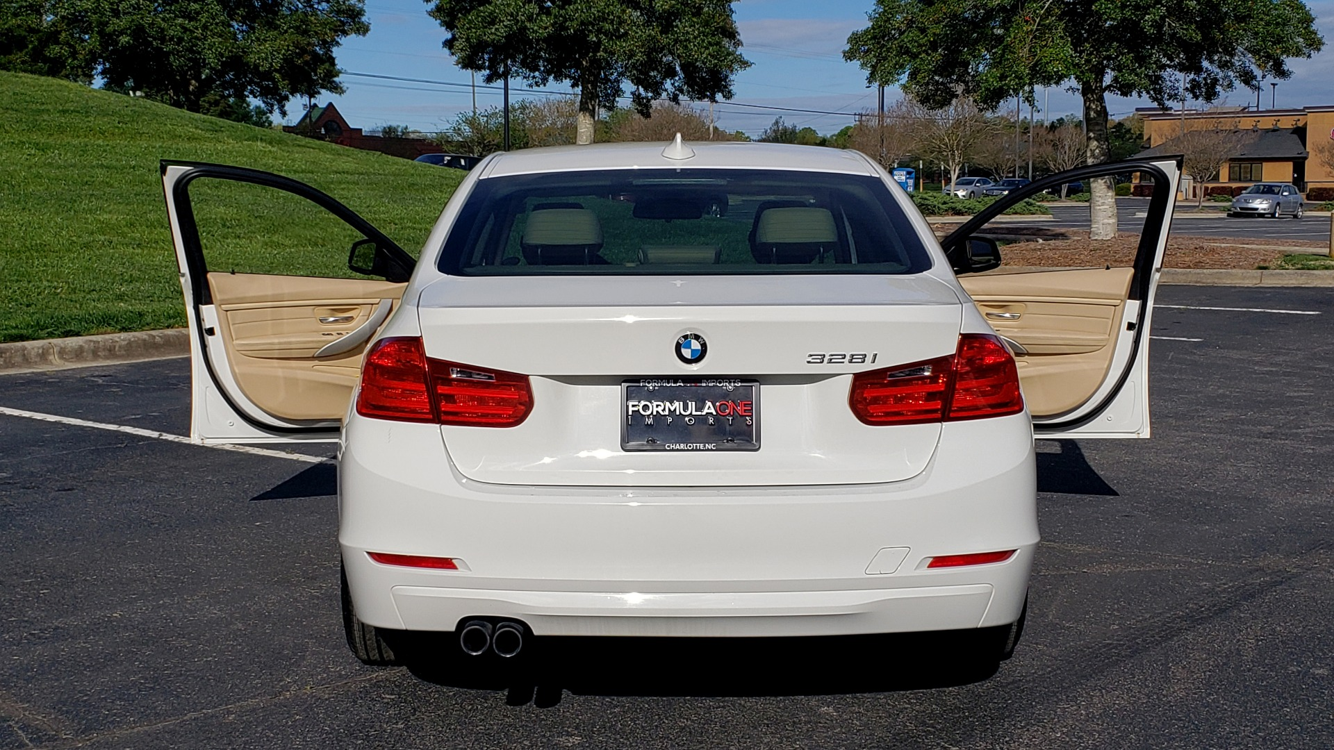 Used 2013 BMW 3 SERIES 328I PREMIUM / SUNROOF / COMFORT ACCESS KEY / SAT RADIO for sale Sold at Formula Imports in Charlotte NC 28227 15