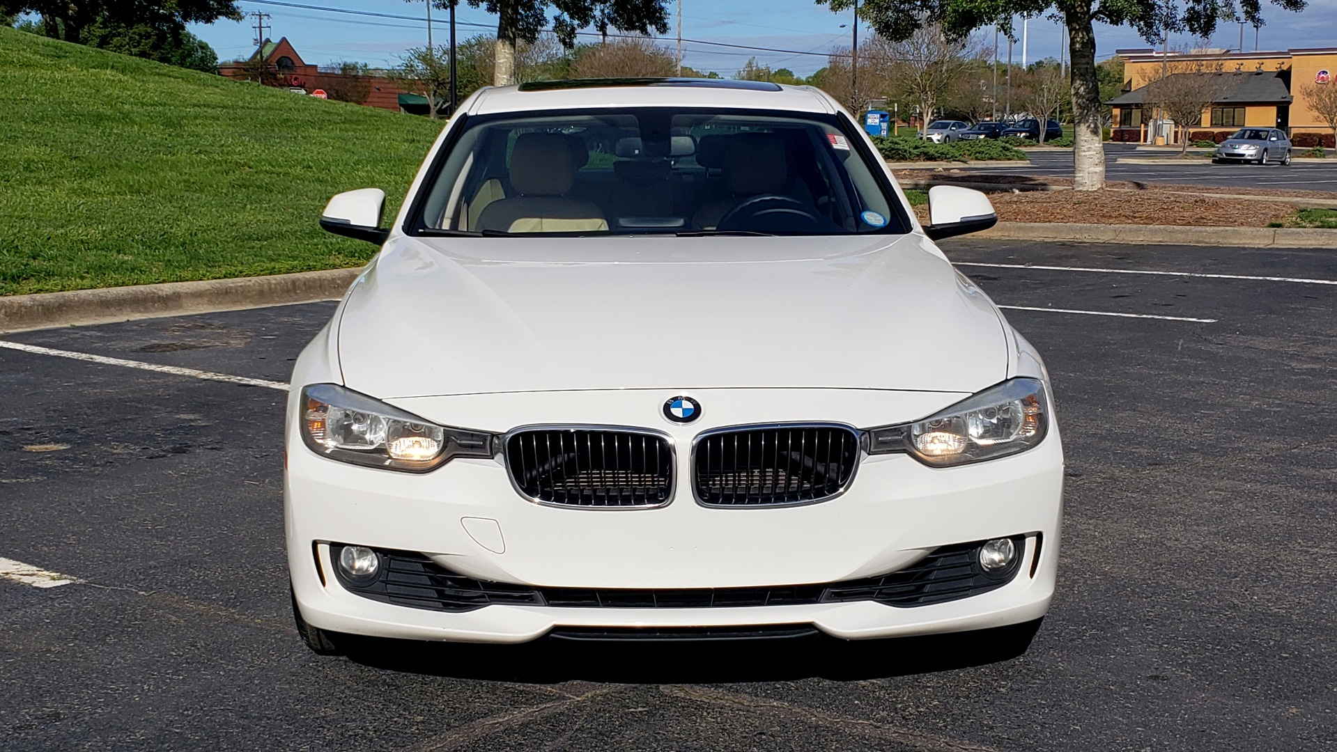 Used 2013 BMW 3 SERIES 328I PREMIUM / SUNROOF / COMFORT ACCESS KEY / SAT RADIO for sale Sold at Formula Imports in Charlotte NC 28227 18