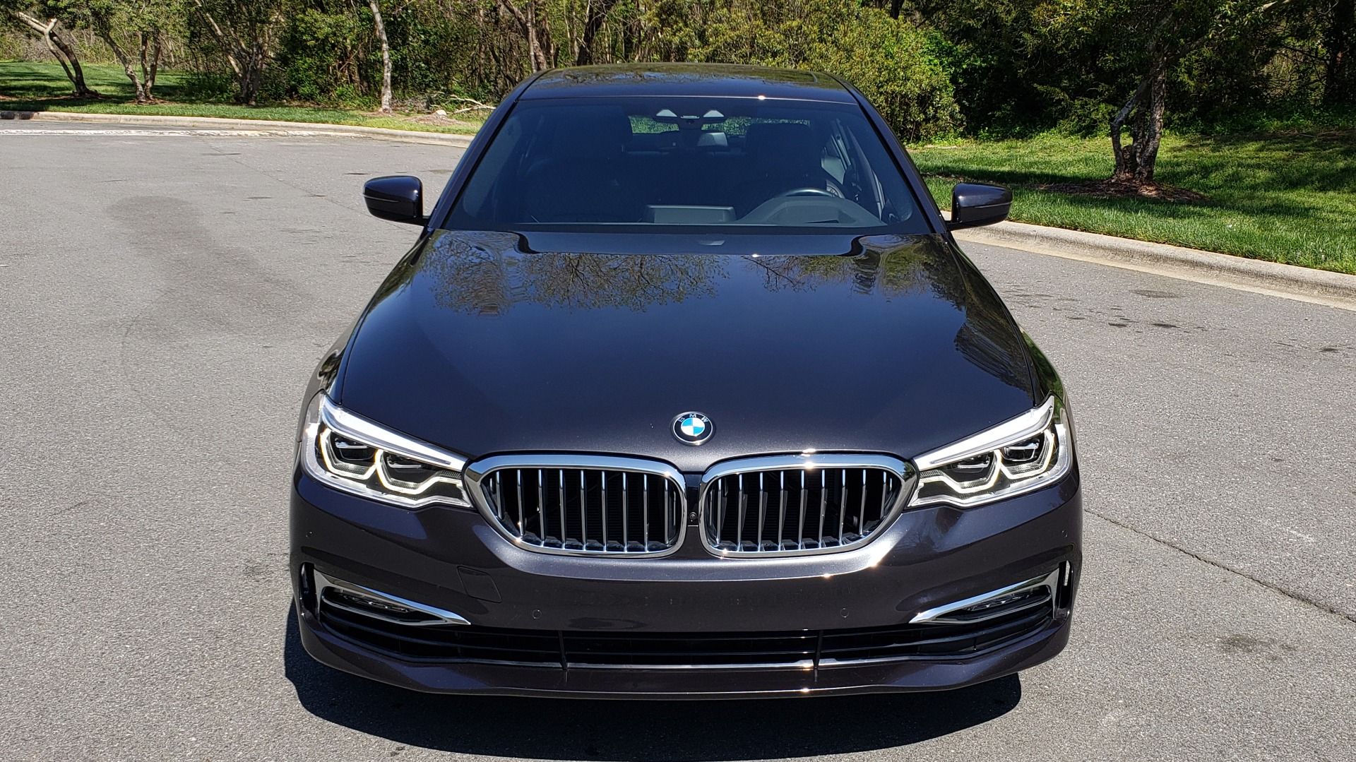 Used 2017 BMW 5 SERIES 540I PREMIUM / DRVR ASST PLUS / NAV / SNF / HARMAN/KARDON for sale Sold at Formula Imports in Charlotte NC 28227 18