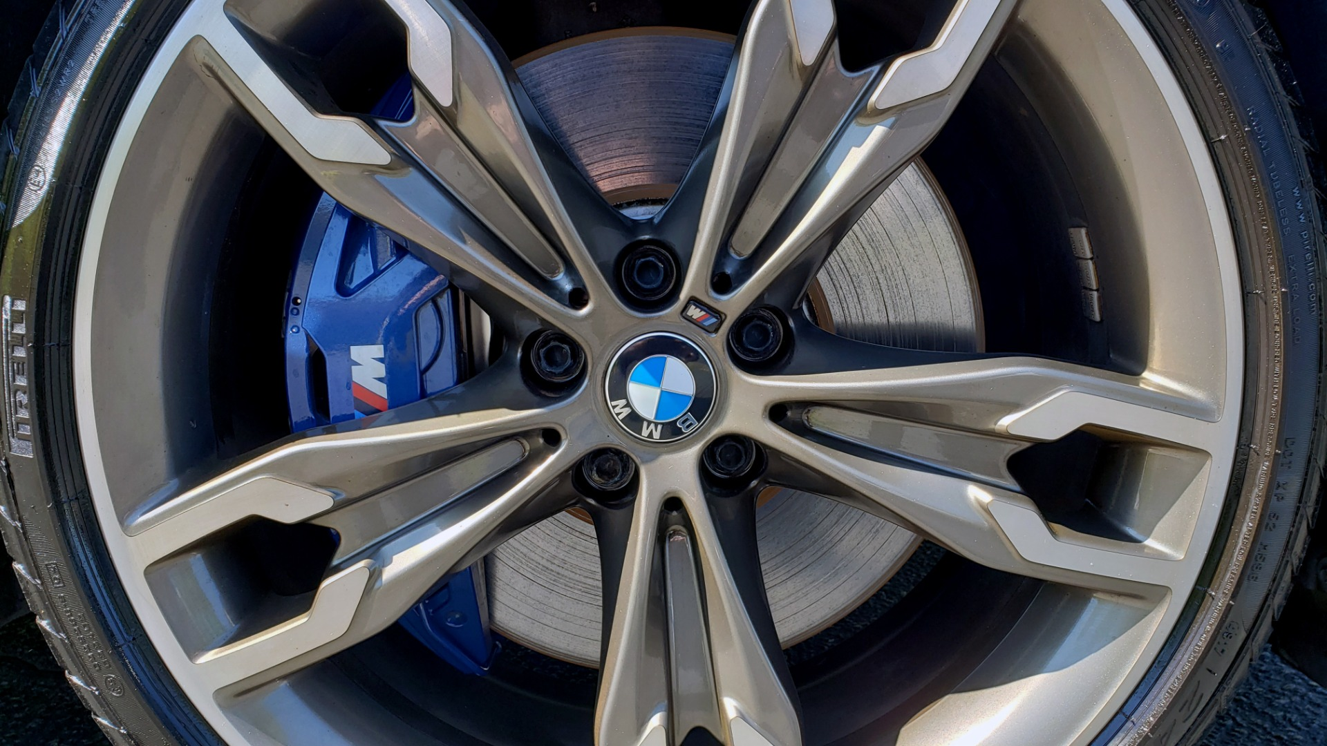 Used 2018 BMW 5 SERIES M550I XDRIVE / EXEC PKG / LUX / DRVR ASST / CLD WTHR / ACTIVE DR for sale Sold at Formula Imports in Charlotte NC 28227 10