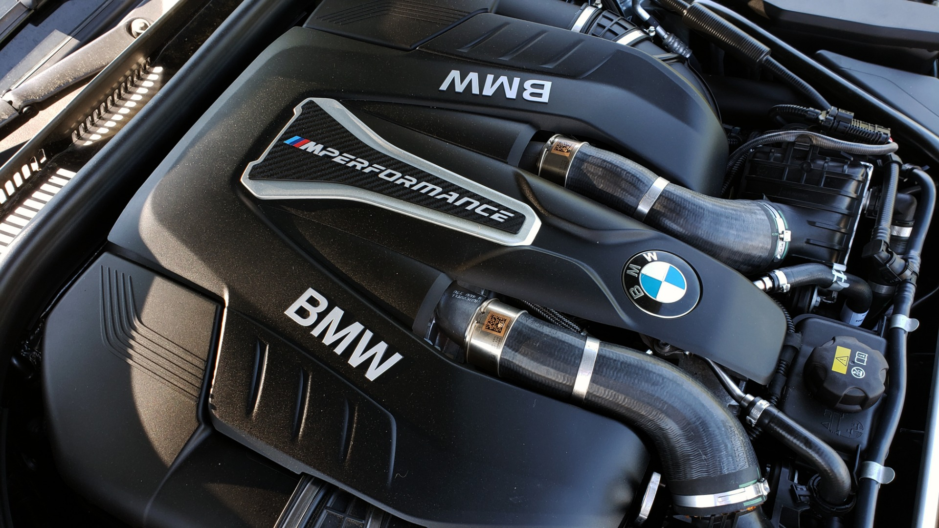 Used 2018 BMW 5 SERIES M550I XDRIVE / EXEC PKG / LUX / DRVR ASST / CLD WTHR / ACTIVE DR for sale Sold at Formula Imports in Charlotte NC 28227 13