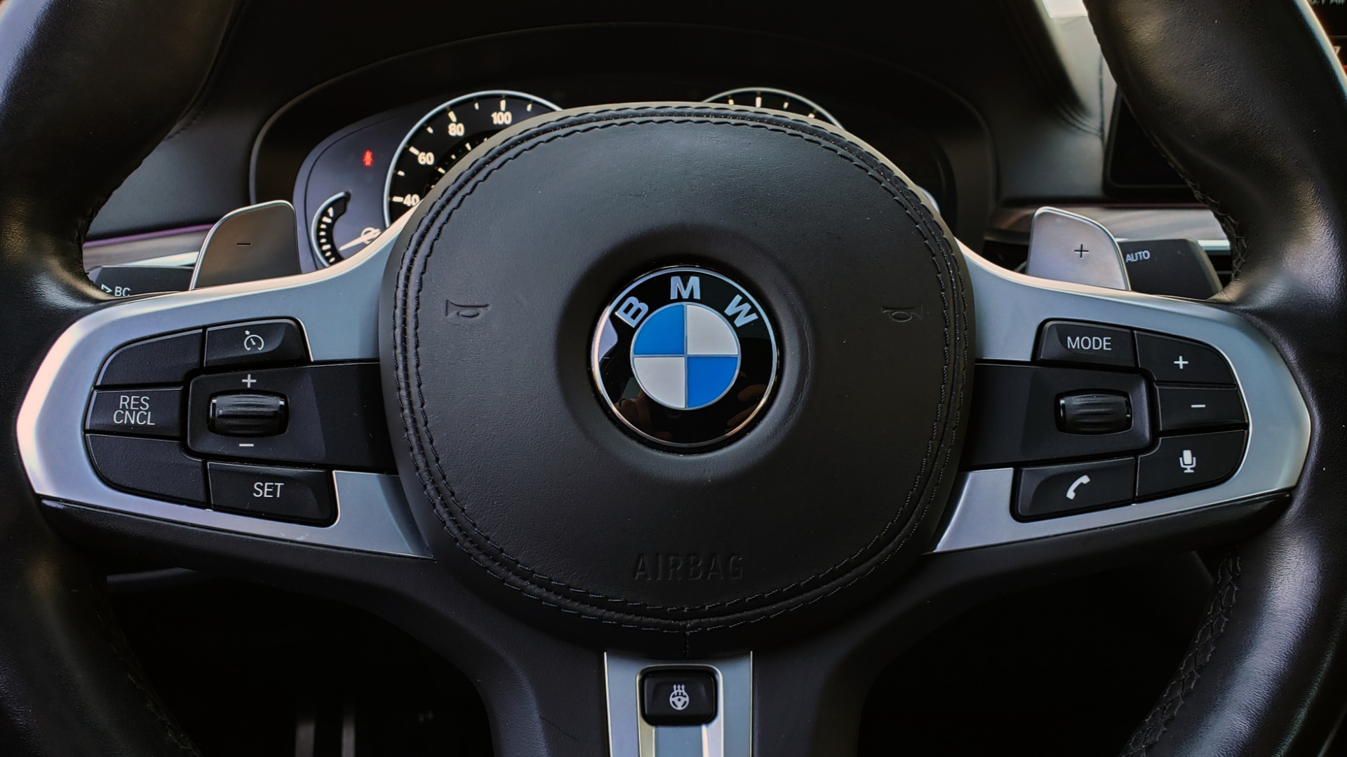 Used 2018 BMW 5 SERIES M550I XDRIVE / EXEC PKG / LUX / DRVR ASST / CLD WTHR / ACTIVE DR for sale Sold at Formula Imports in Charlotte NC 28227 43