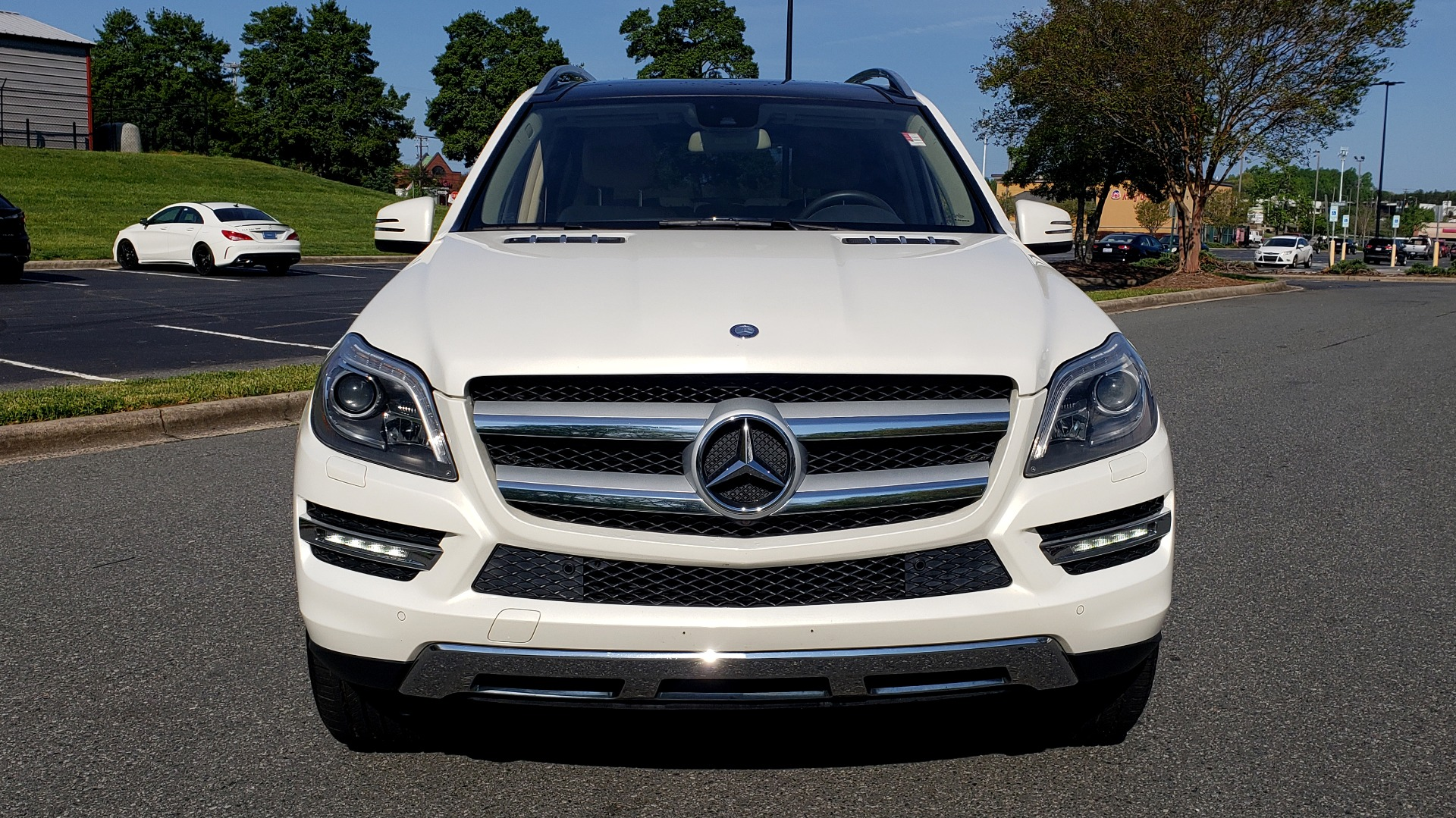 Used 2014 Mercedes-Benz GL-Class GL 450 PREMIUM / NAV / SUNROOF / 3-ROW / REARVIEW for sale Sold at Formula Imports in Charlotte NC 28227 28
