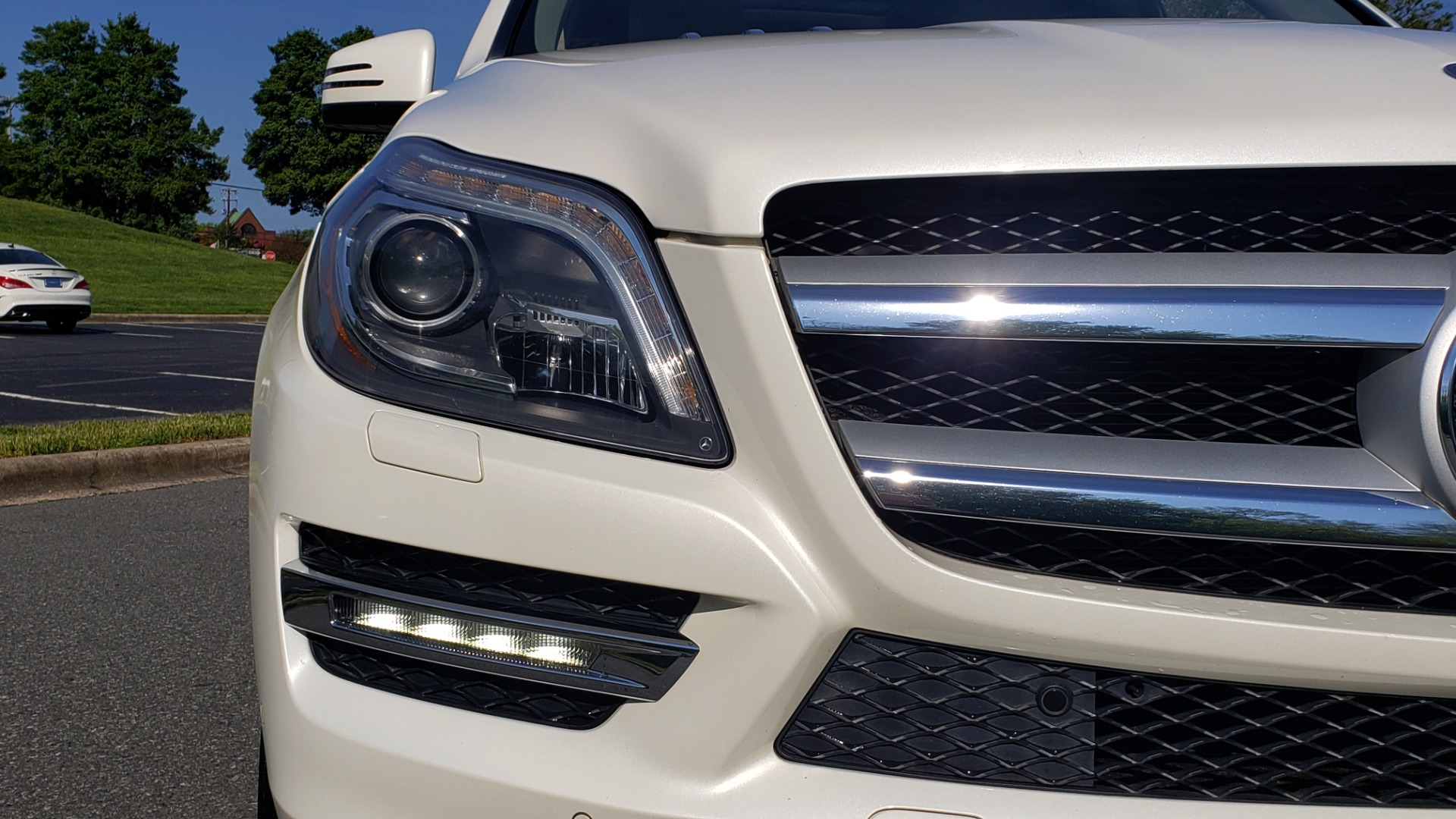 Used 2014 Mercedes-Benz GL-Class GL 450 PREMIUM / NAV / SUNROOF / 3-ROW / REARVIEW for sale Sold at Formula Imports in Charlotte NC 28227 29