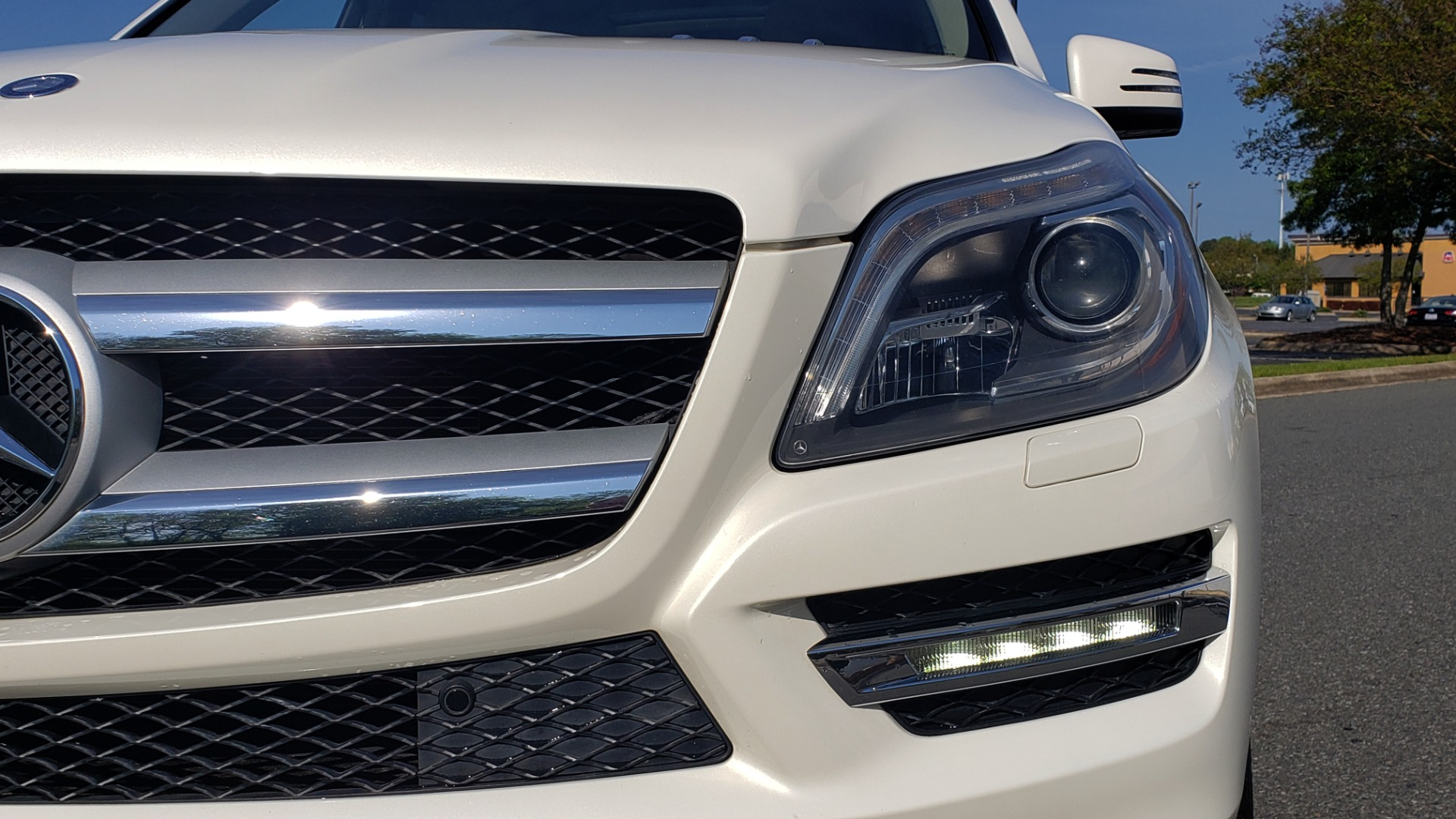 Used 2014 Mercedes-Benz GL-Class GL 450 PREMIUM / NAV / SUNROOF / 3-ROW / REARVIEW for sale Sold at Formula Imports in Charlotte NC 28227 30