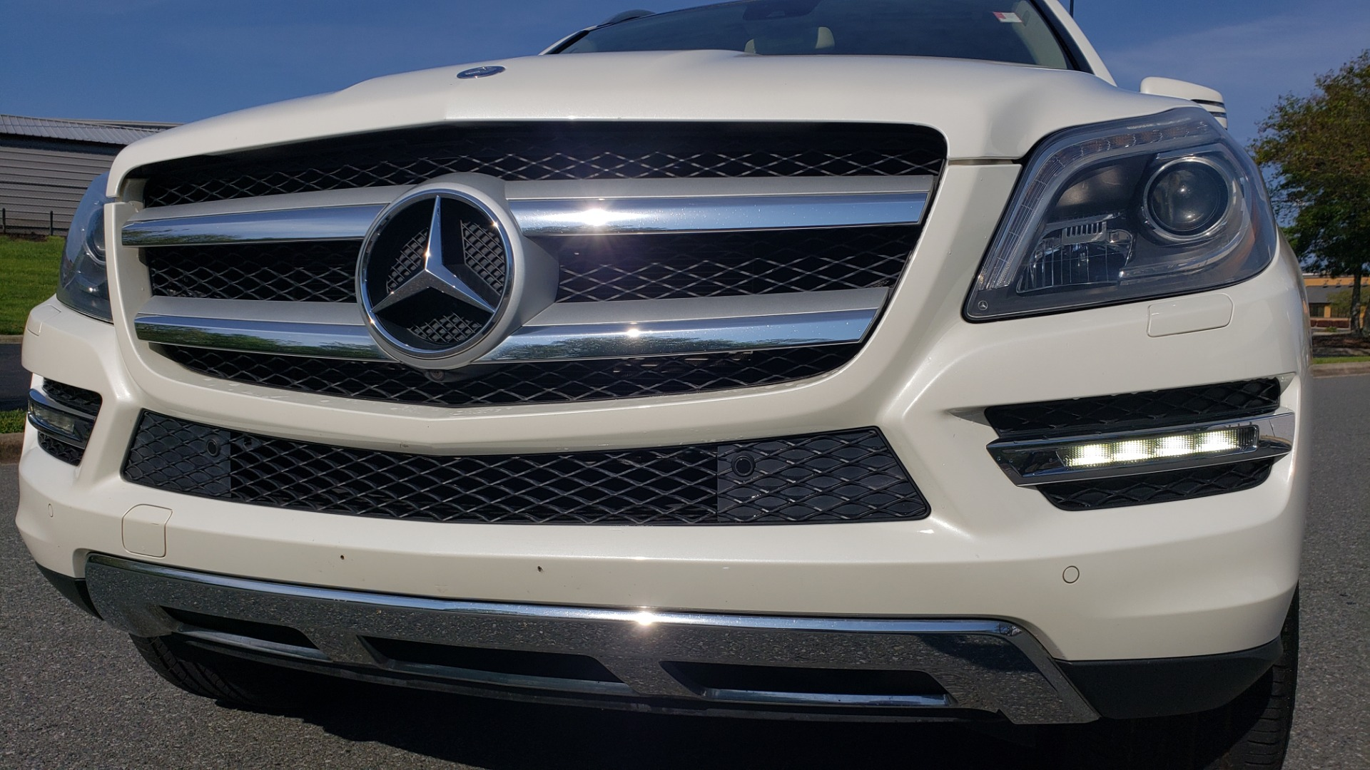 Used 2014 Mercedes-Benz GL-Class GL 450 PREMIUM / NAV / SUNROOF / 3-ROW / REARVIEW for sale Sold at Formula Imports in Charlotte NC 28227 31