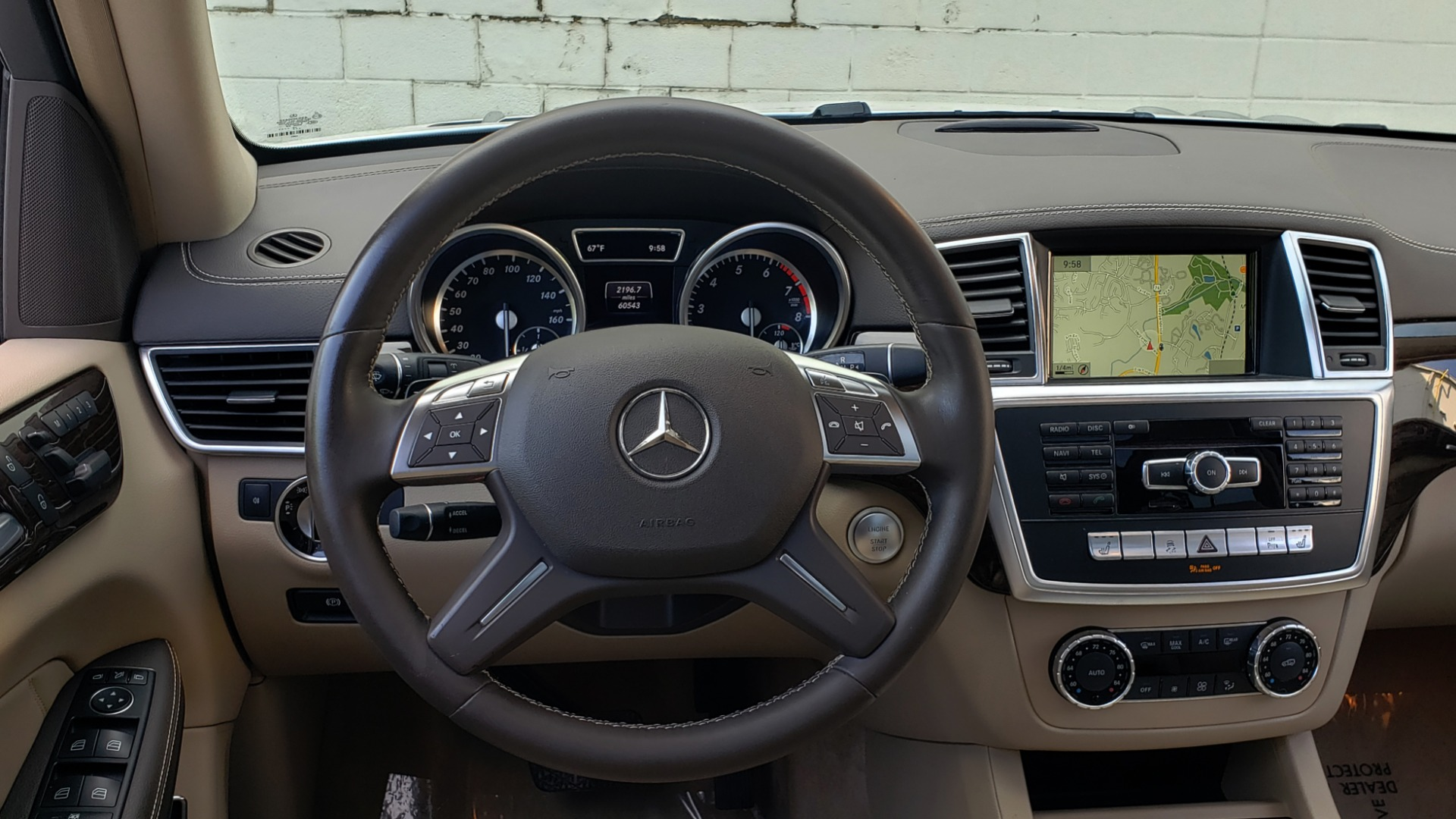 Used 2014 Mercedes-Benz GL-Class GL 450 PREMIUM / NAV / SUNROOF / 3-ROW / REARVIEW for sale Sold at Formula Imports in Charlotte NC 28227 41