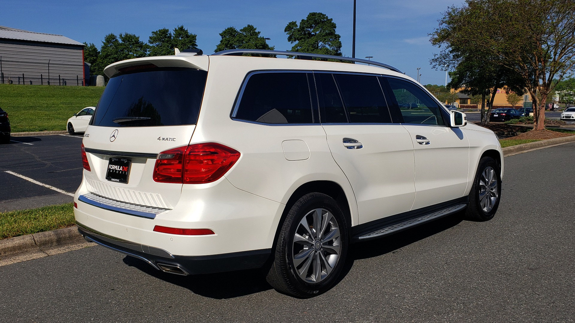 Used 2014 Mercedes-Benz GL-Class GL 450 PREMIUM / NAV / SUNROOF / 3-ROW / REARVIEW for sale Sold at Formula Imports in Charlotte NC 28227 6