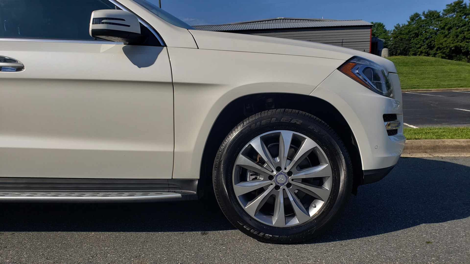 Used 2014 Mercedes-Benz GL-Class GL 450 PREMIUM / NAV / SUNROOF / 3-ROW / REARVIEW for sale Sold at Formula Imports in Charlotte NC 28227 91