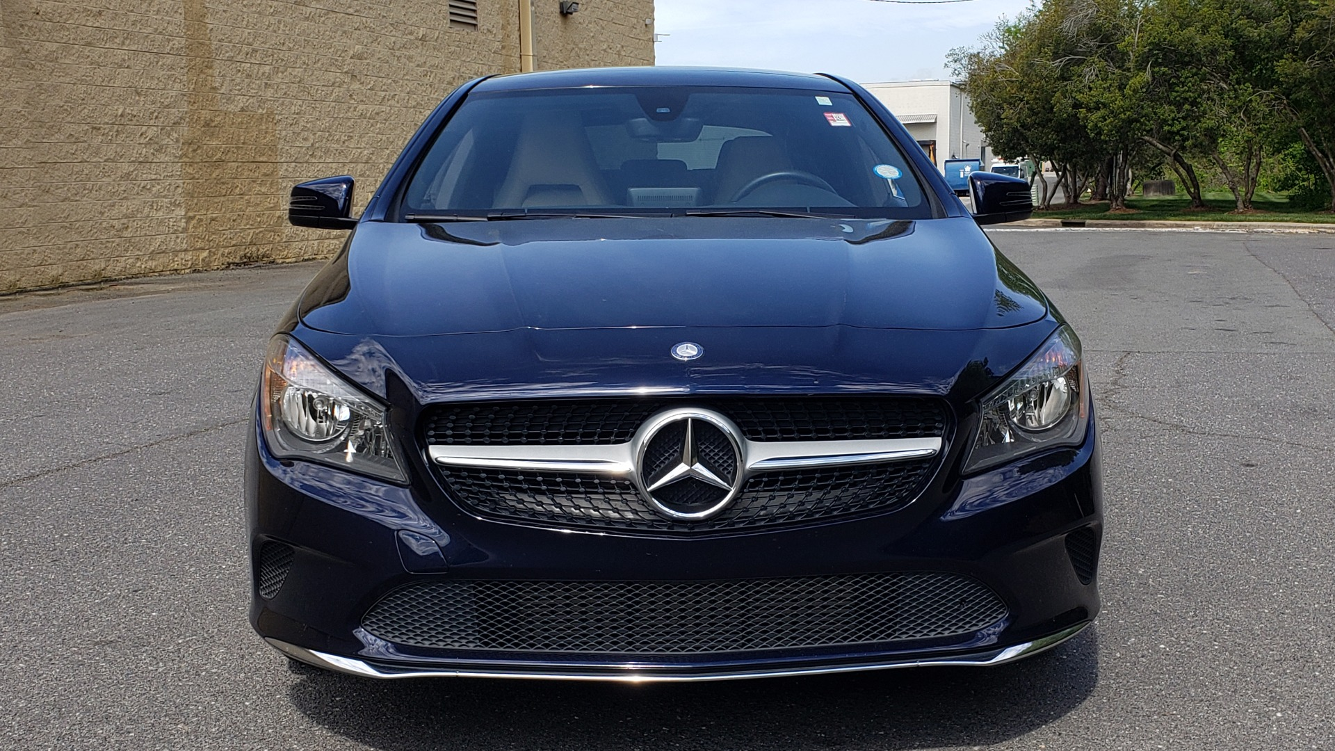 Used 2017 Mercedes-Benz CLA 250 PREMIUM / PANO-ROOF / HK SOUNDS / BSM / REARVIEW for sale Sold at Formula Imports in Charlotte NC 28227 17