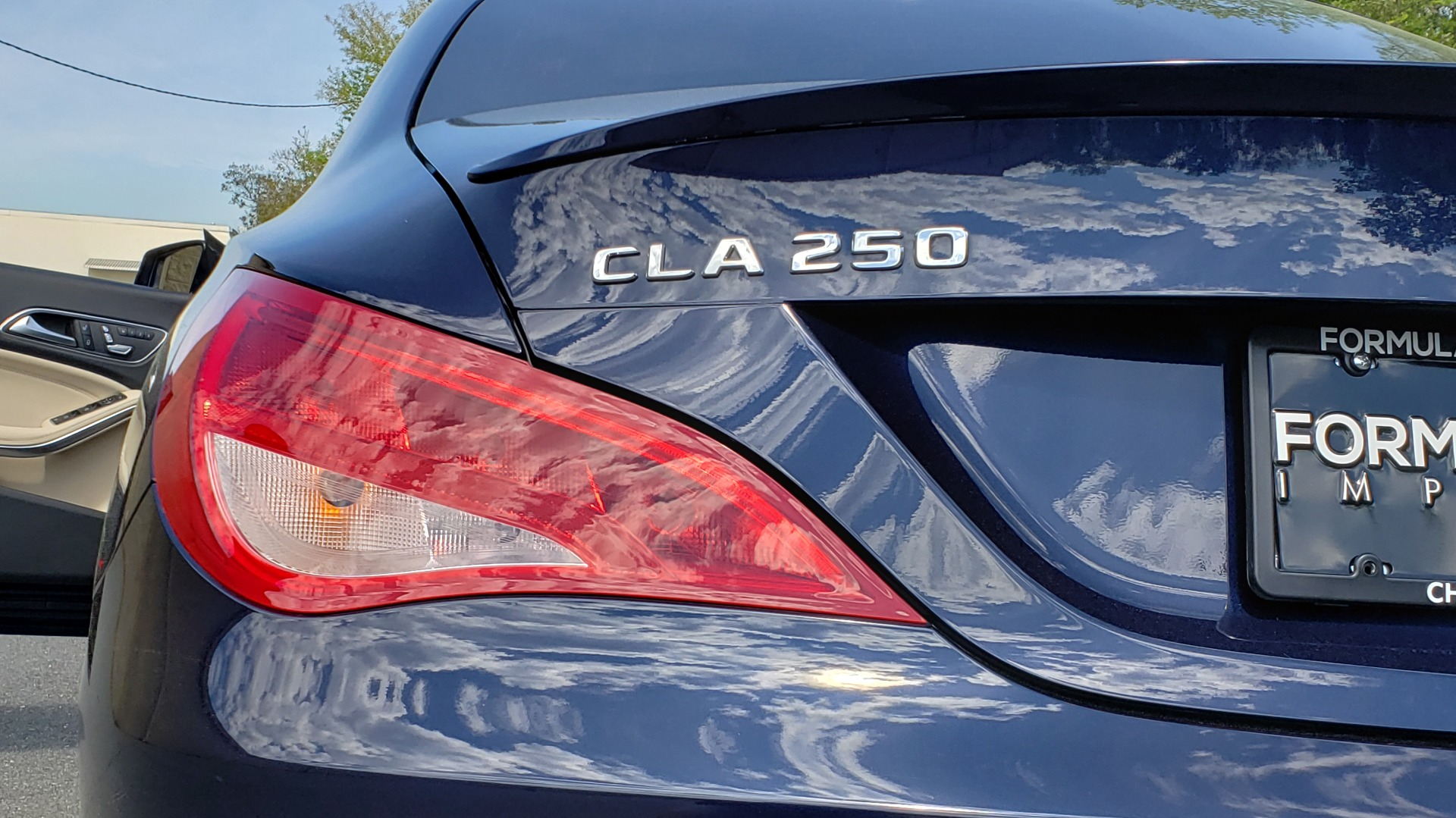 Used 2017 Mercedes-Benz CLA 250 PREMIUM / PANO-ROOF / HK SOUNDS / BSM / REARVIEW for sale Sold at Formula Imports in Charlotte NC 28227 24