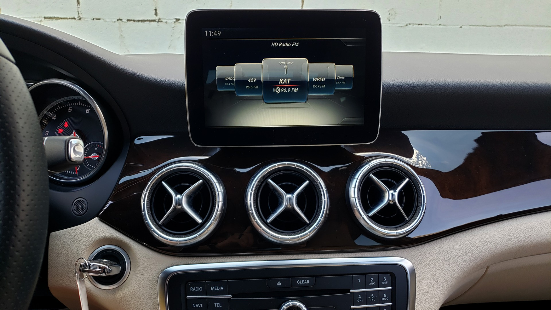 Used 2017 Mercedes-Benz CLA 250 PREMIUM / PANO-ROOF / HK SOUNDS / BSM / REARVIEW for sale Sold at Formula Imports in Charlotte NC 28227 38