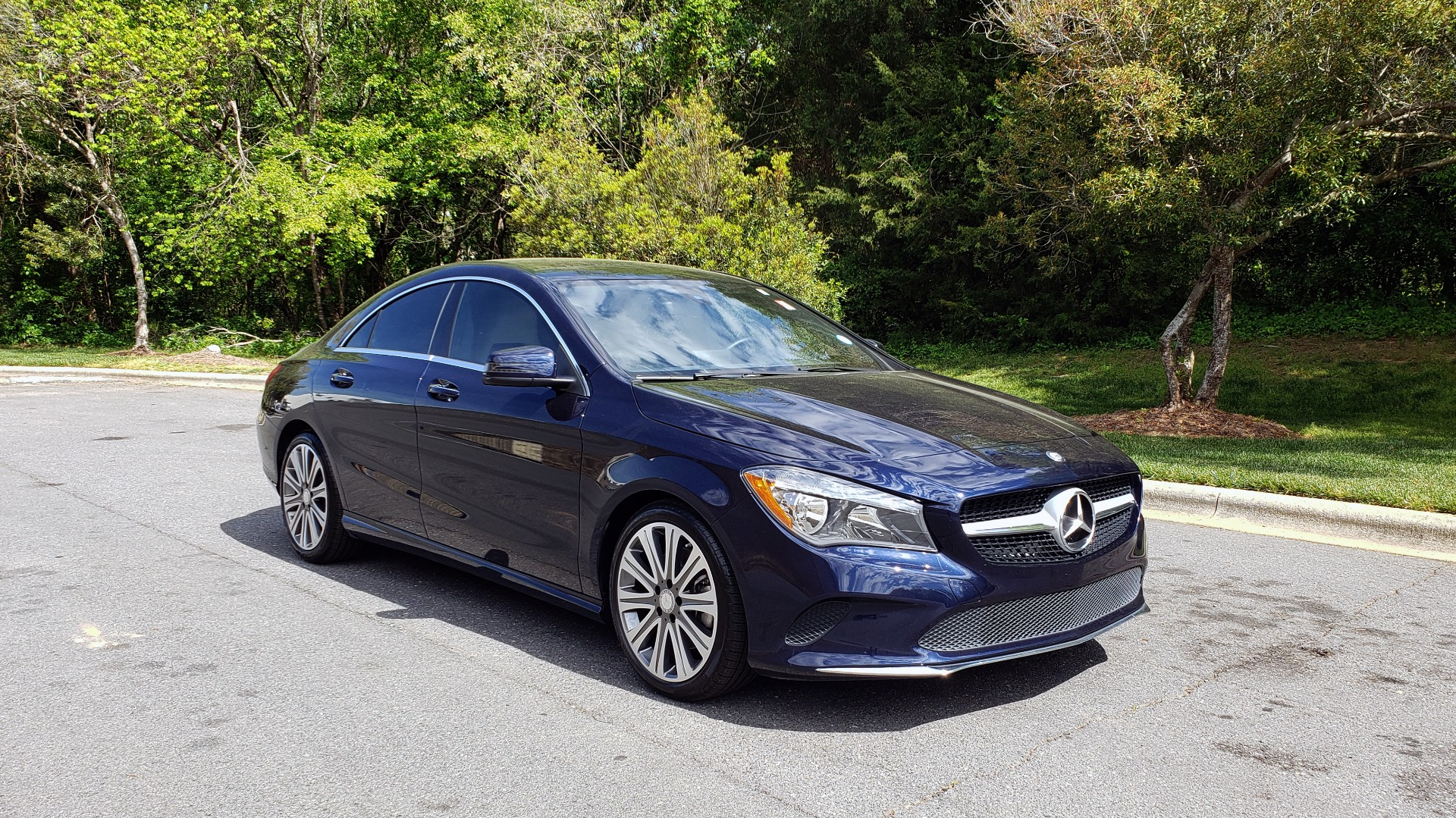Used 2017 Mercedes-Benz CLA 250 PREMIUM / PANO-ROOF / HK SOUNDS / BSM / REARVIEW for sale Sold at Formula Imports in Charlotte NC 28227 4