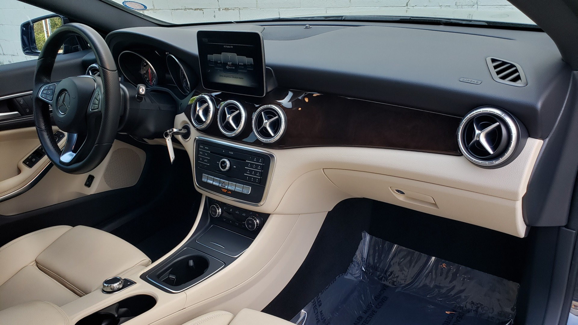 Used 2017 Mercedes-Benz CLA 250 PREMIUM / PANO-ROOF / HK SOUNDS / BSM / REARVIEW for sale Sold at Formula Imports in Charlotte NC 28227 61