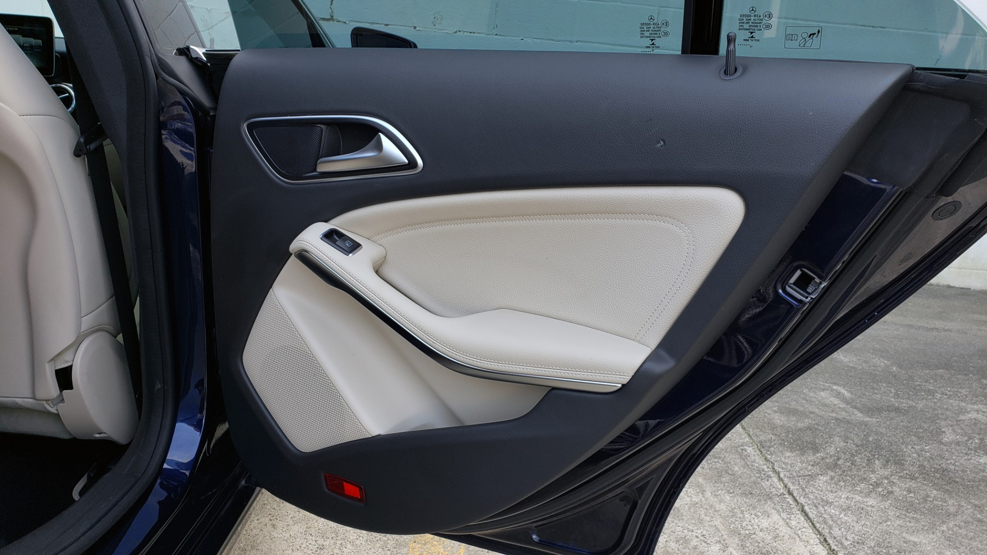 Used 2017 Mercedes-Benz CLA 250 PREMIUM / PANO-ROOF / HK SOUNDS / BSM / REARVIEW for sale Sold at Formula Imports in Charlotte NC 28227 64