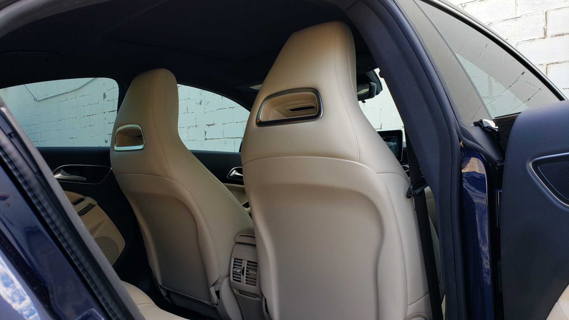 Used 2017 Mercedes-Benz CLA 250 PREMIUM / PANO-ROOF / HK SOUNDS / BSM / REARVIEW for sale Sold at Formula Imports in Charlotte NC 28227 70
