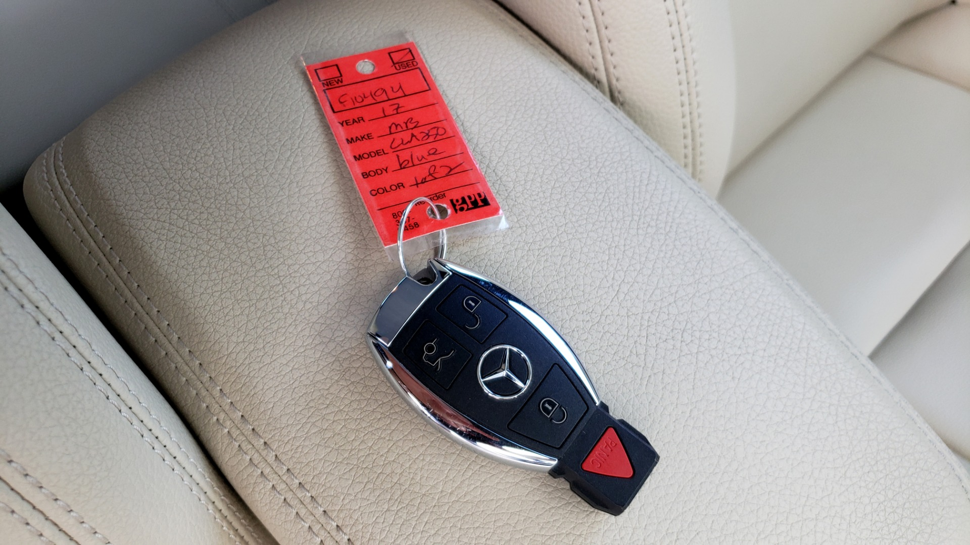 Used 2017 Mercedes-Benz CLA 250 PREMIUM / PANO-ROOF / HK SOUNDS / BSM / REARVIEW for sale Sold at Formula Imports in Charlotte NC 28227 84