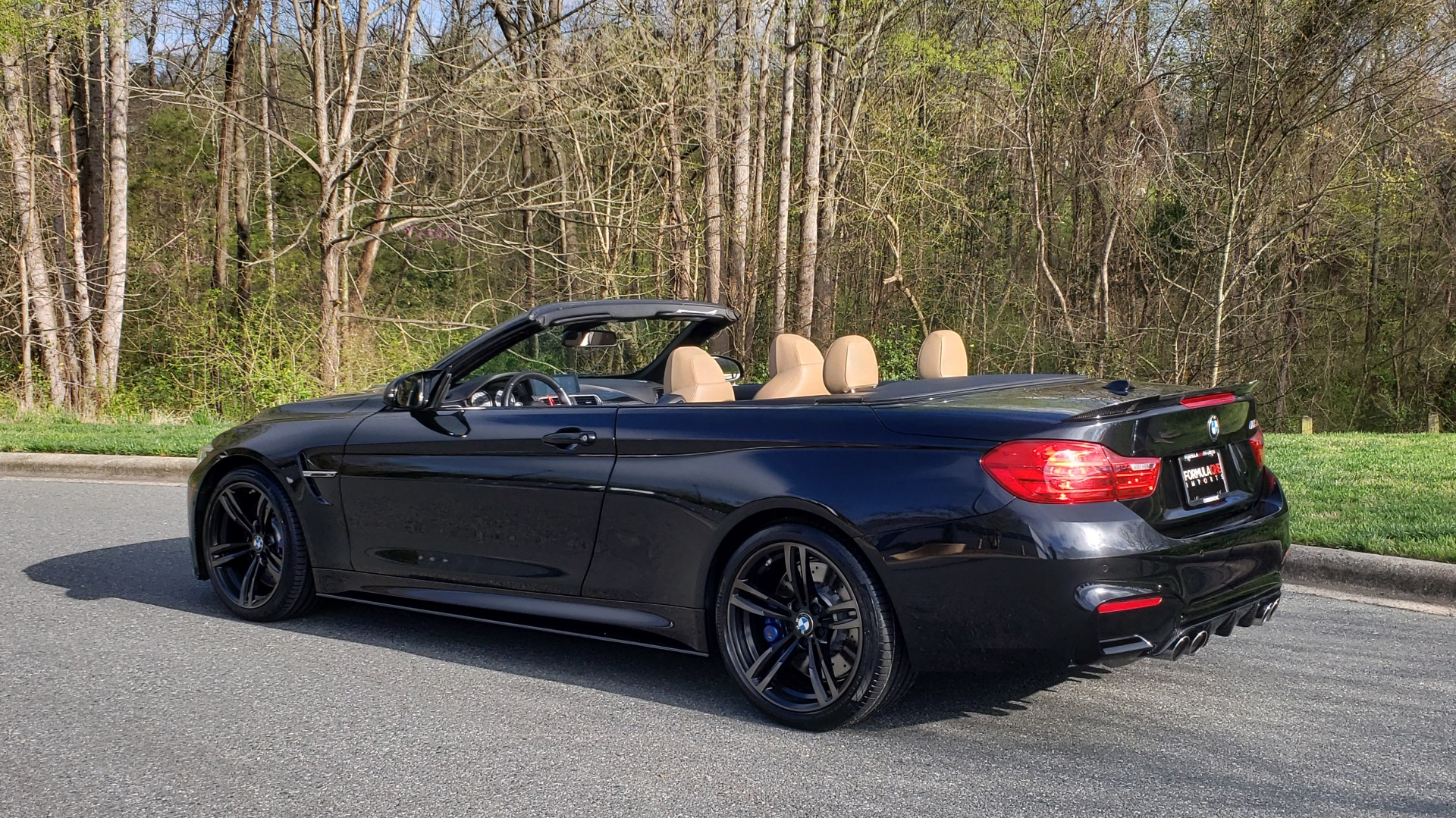 Used 2016 BMW M4 CONVERTIBLE / EXEC PKG / DRVR ASST / M SUSPENSION for sale Sold at Formula Imports in Charlotte NC 28227 14