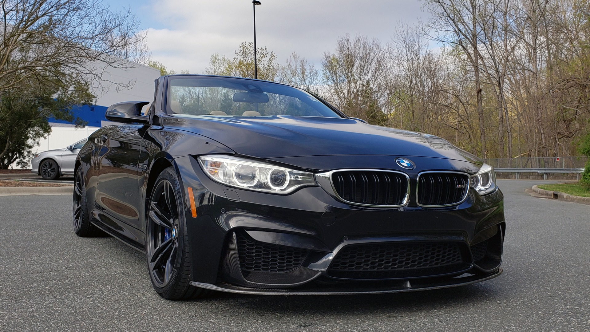 Used 2016 BMW M4 CONVERTIBLE / EXEC PKG / DRVR ASST / M SUSPENSION for sale Sold at Formula Imports in Charlotte NC 28227 17