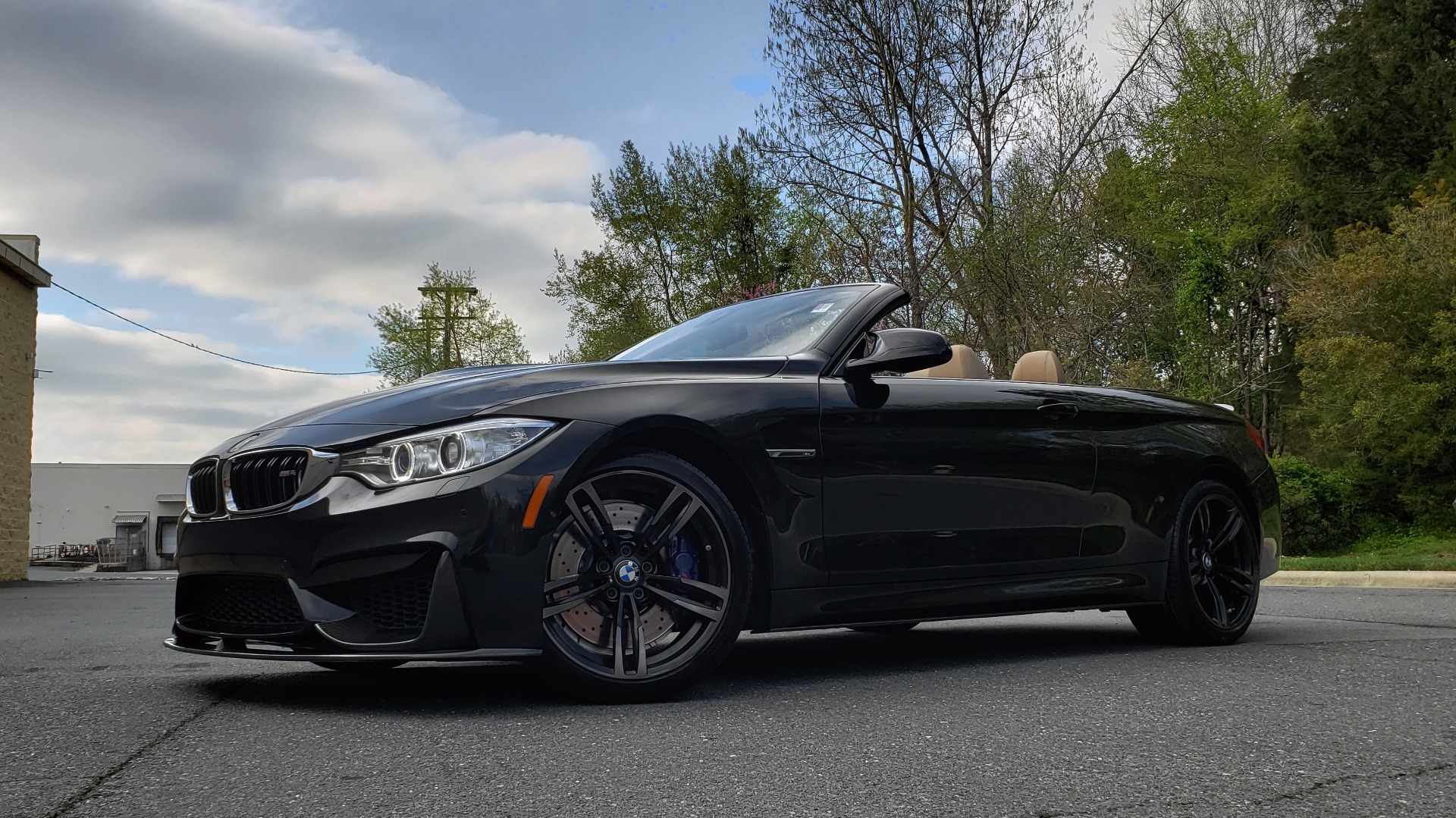 Used 2016 BMW M4 CONVERTIBLE / EXEC PKG / DRVR ASST / M SUSPENSION for sale Sold at Formula Imports in Charlotte NC 28227 21