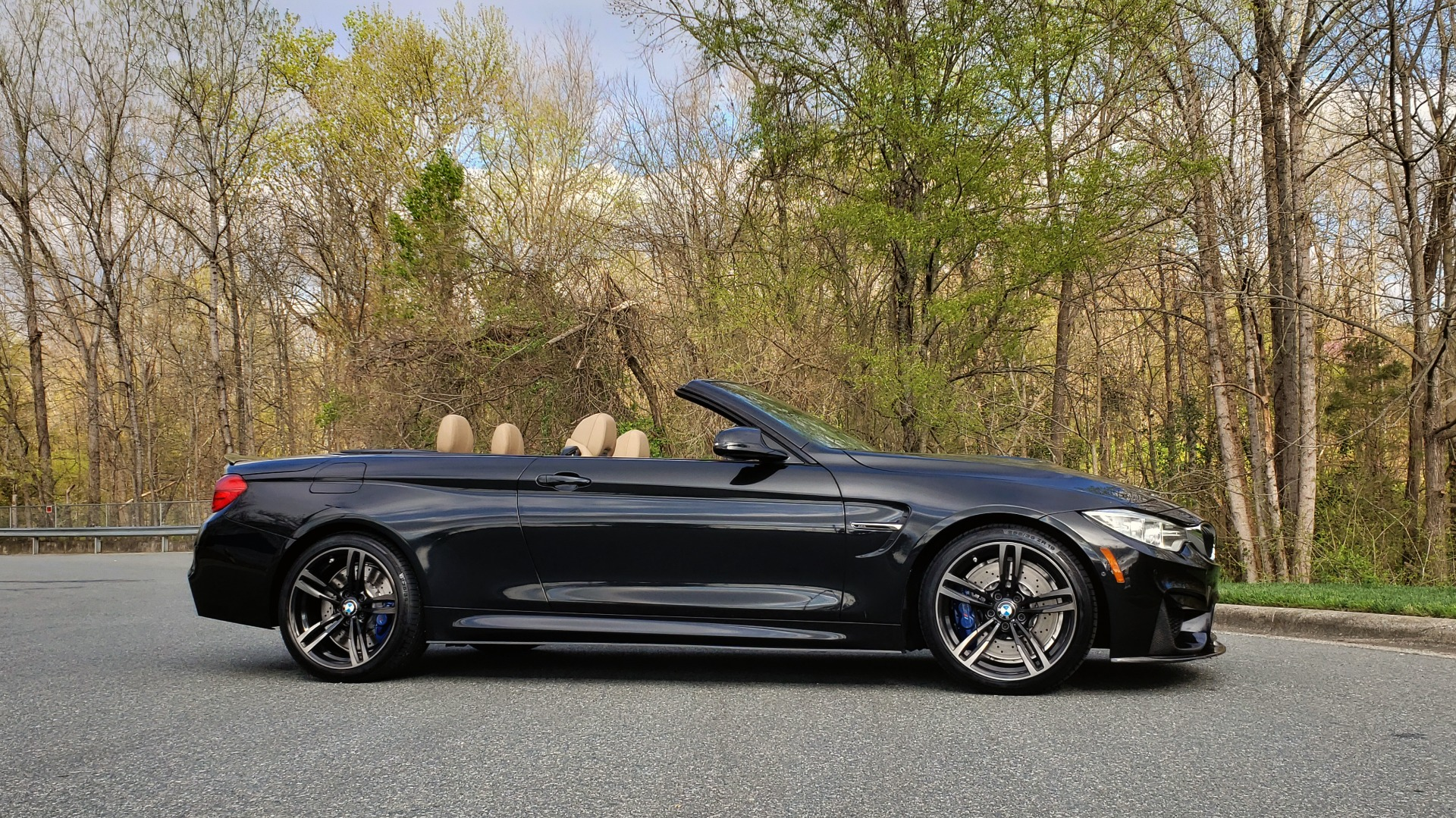 Used 2016 BMW M4 CONVERTIBLE / EXEC PKG / DRVR ASST / M SUSPENSION for sale Sold at Formula Imports in Charlotte NC 28227 8