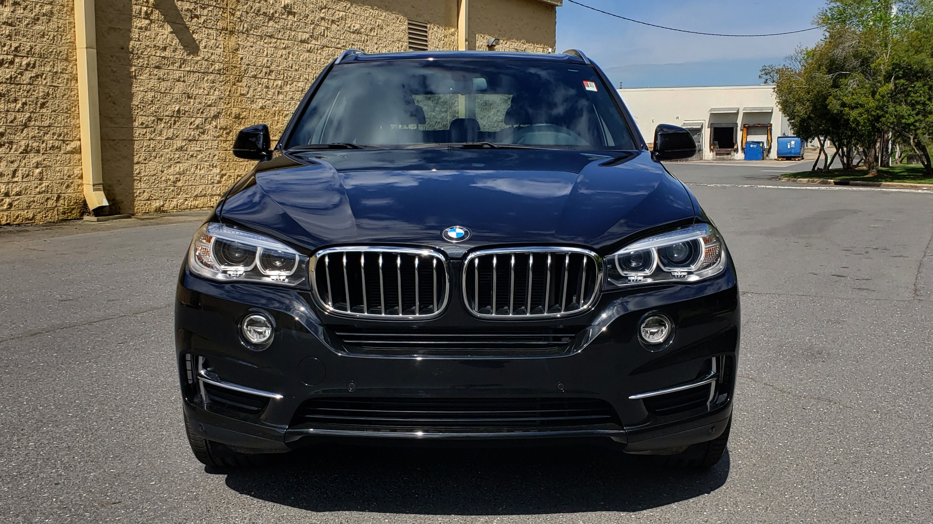 Used 2017 BMW X5 SDRIVE35I LUXURY / DRVR ASST / NAV / SUNROOF / REARVIEW for sale Sold at Formula Imports in Charlotte NC 28227 20