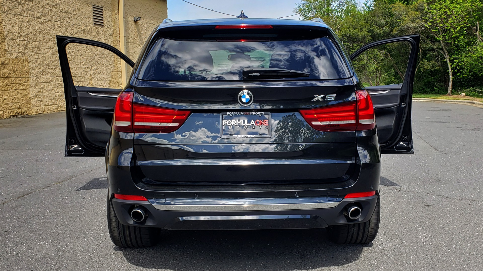 Used 2017 BMW X5 SDRIVE35I LUXURY / DRVR ASST / NAV / SUNROOF / REARVIEW for sale Sold at Formula Imports in Charlotte NC 28227 26