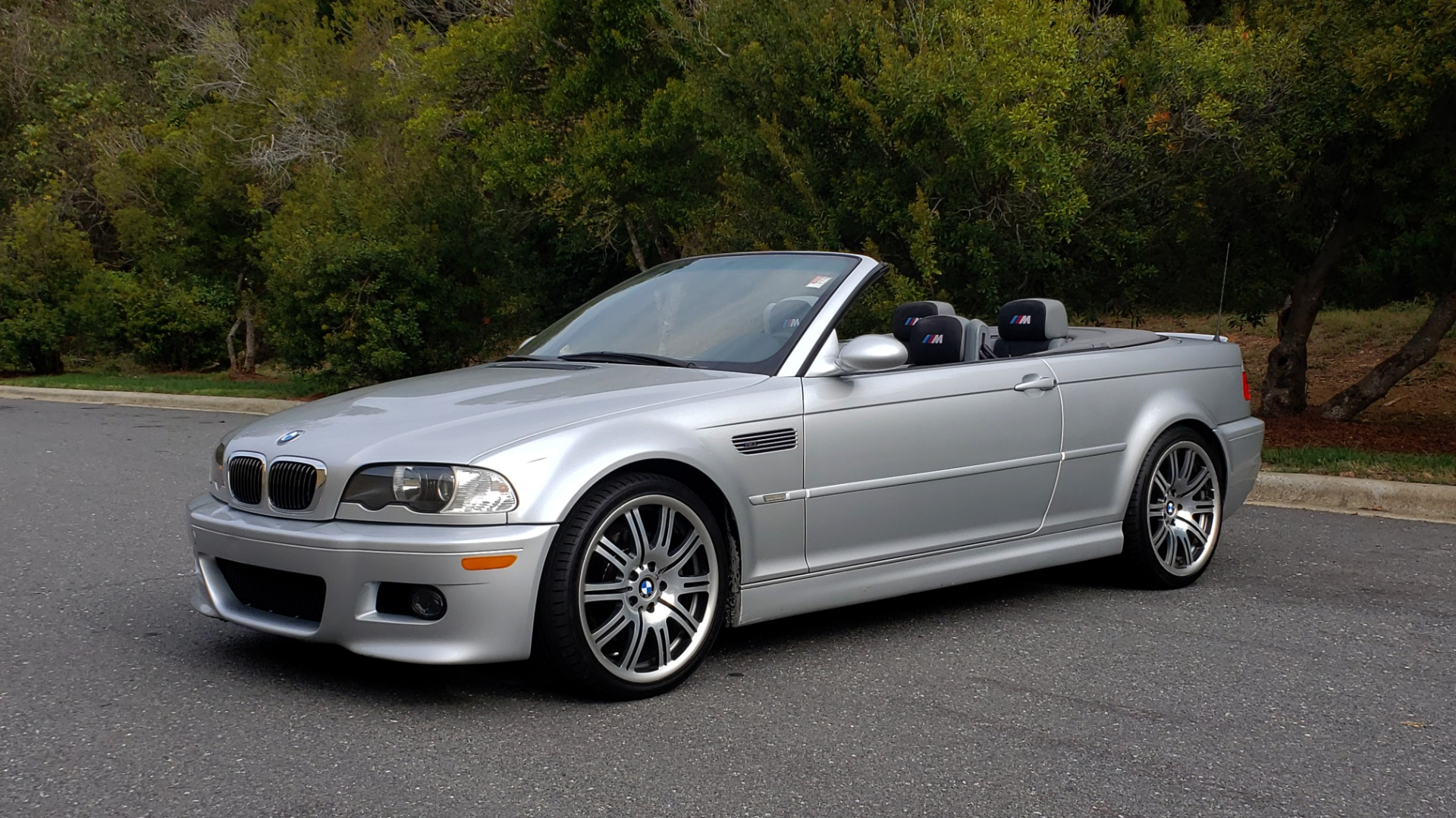 Used 2002 BMW M3 CONVERTIBLE / 6-SPD MAN / XENON / 19IN WHEELS for sale Sold at Formula Imports in Charlotte NC 28227 27