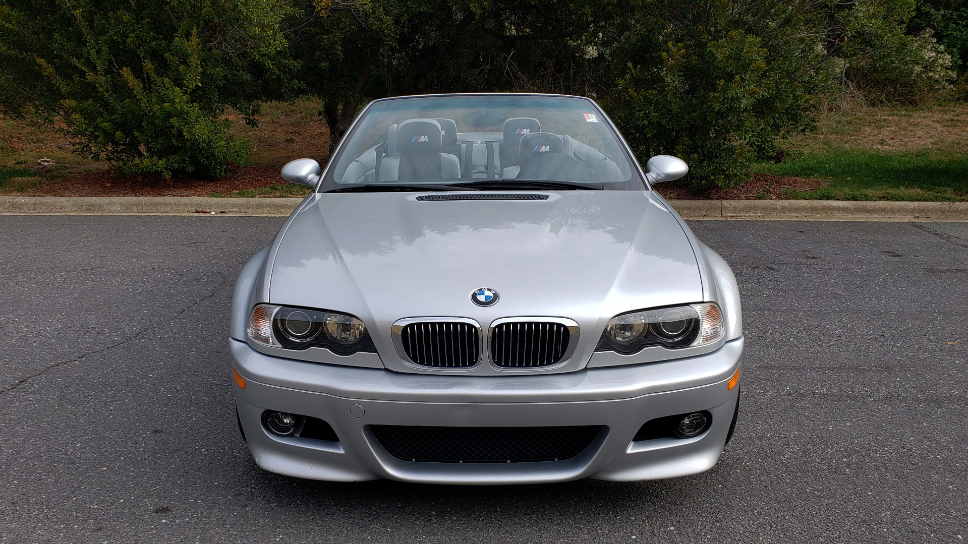 Used 2002 BMW M3 CONVERTIBLE / 6-SPD MAN / XENON / 19IN WHEELS for sale Sold at Formula Imports in Charlotte NC 28227 28