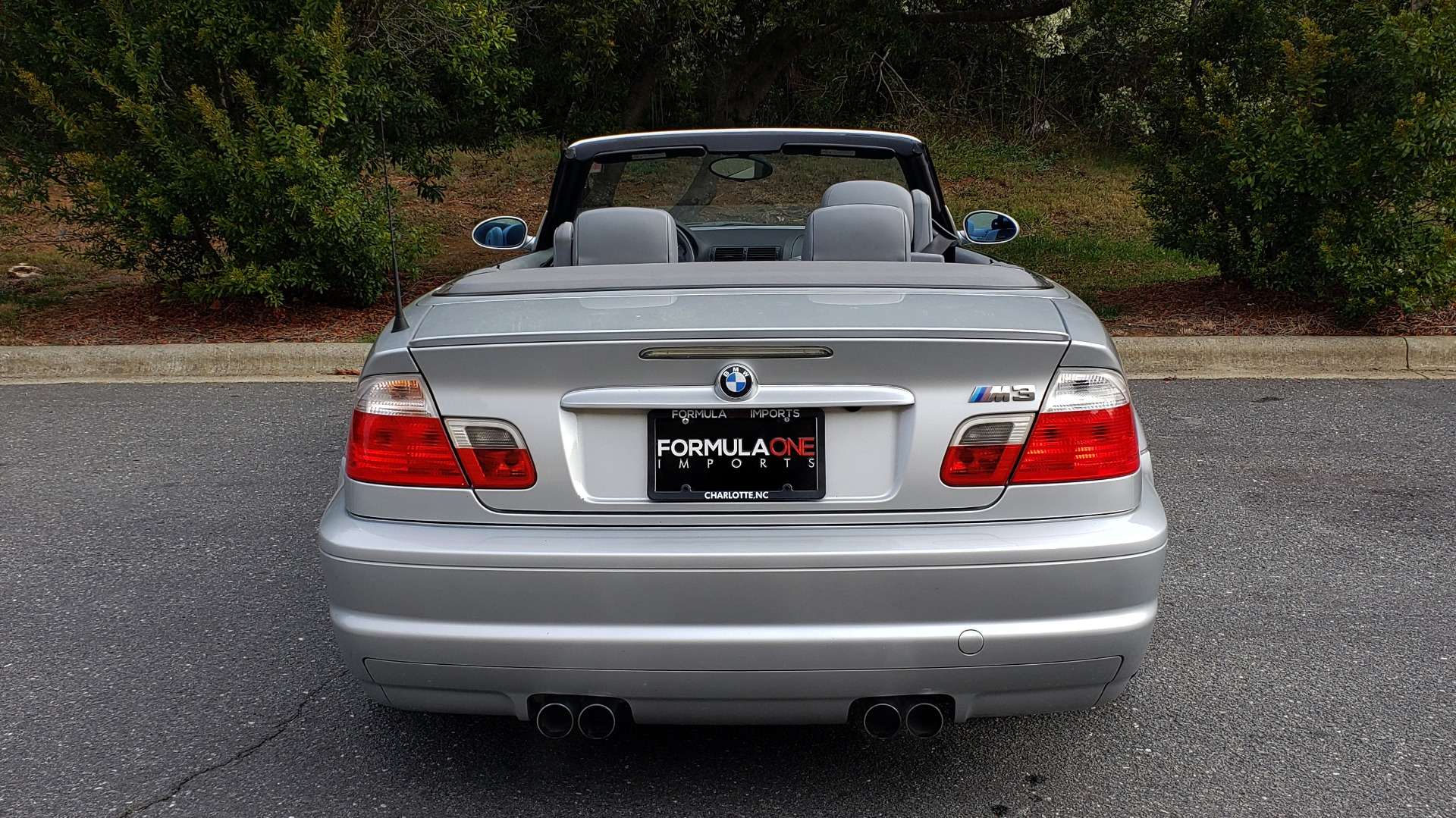 Used 2002 BMW M3 CONVERTIBLE / 6-SPD MAN / XENON / 19IN WHEELS for sale Sold at Formula Imports in Charlotte NC 28227 34