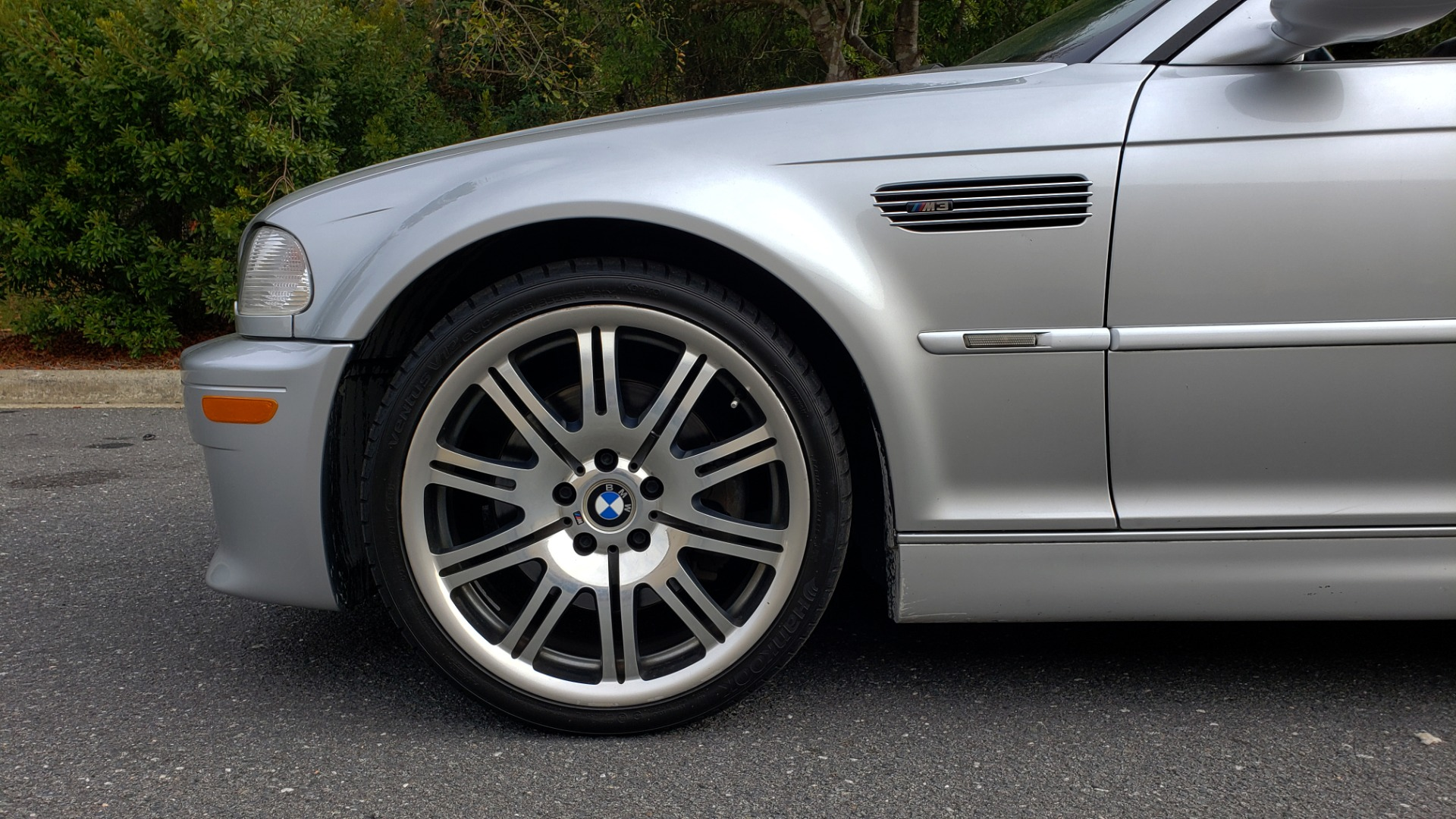 Used 2002 BMW M3 CONVERTIBLE / 6-SPD MAN / XENON / 19IN WHEELS for sale Sold at Formula Imports in Charlotte NC 28227 60