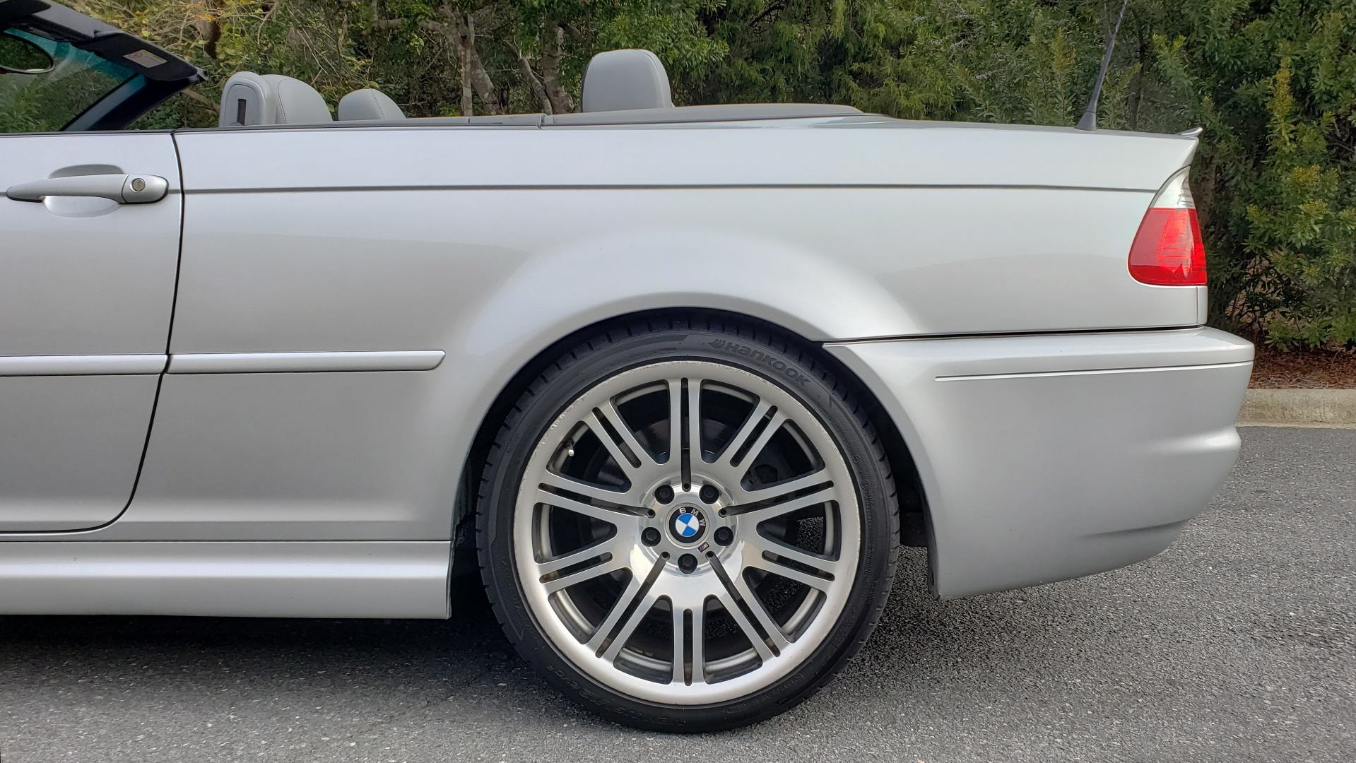 Used 2002 BMW M3 CONVERTIBLE / 6-SPD MAN / XENON / 19IN WHEELS for sale Sold at Formula Imports in Charlotte NC 28227 61