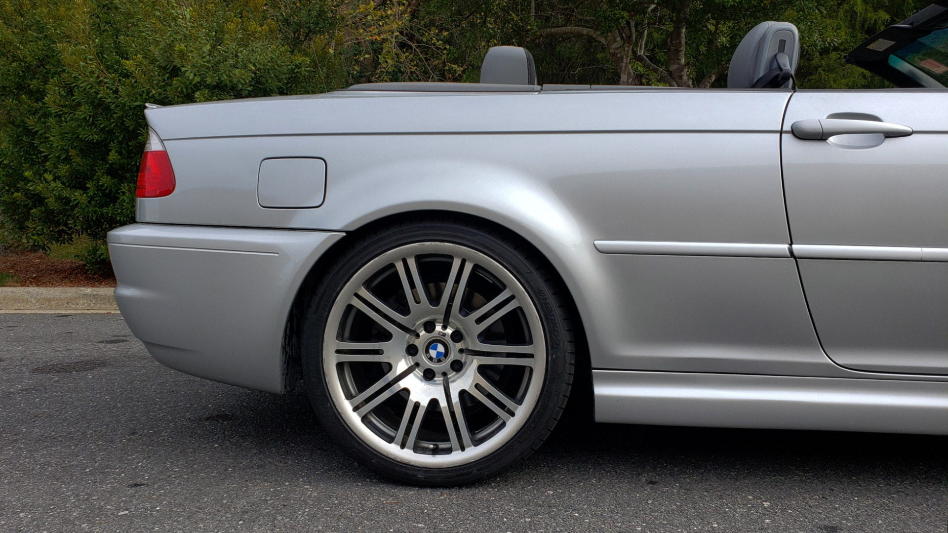 Used 2002 BMW M3 CONVERTIBLE / 6-SPD MAN / XENON / 19IN WHEELS for sale Sold at Formula Imports in Charlotte NC 28227 62