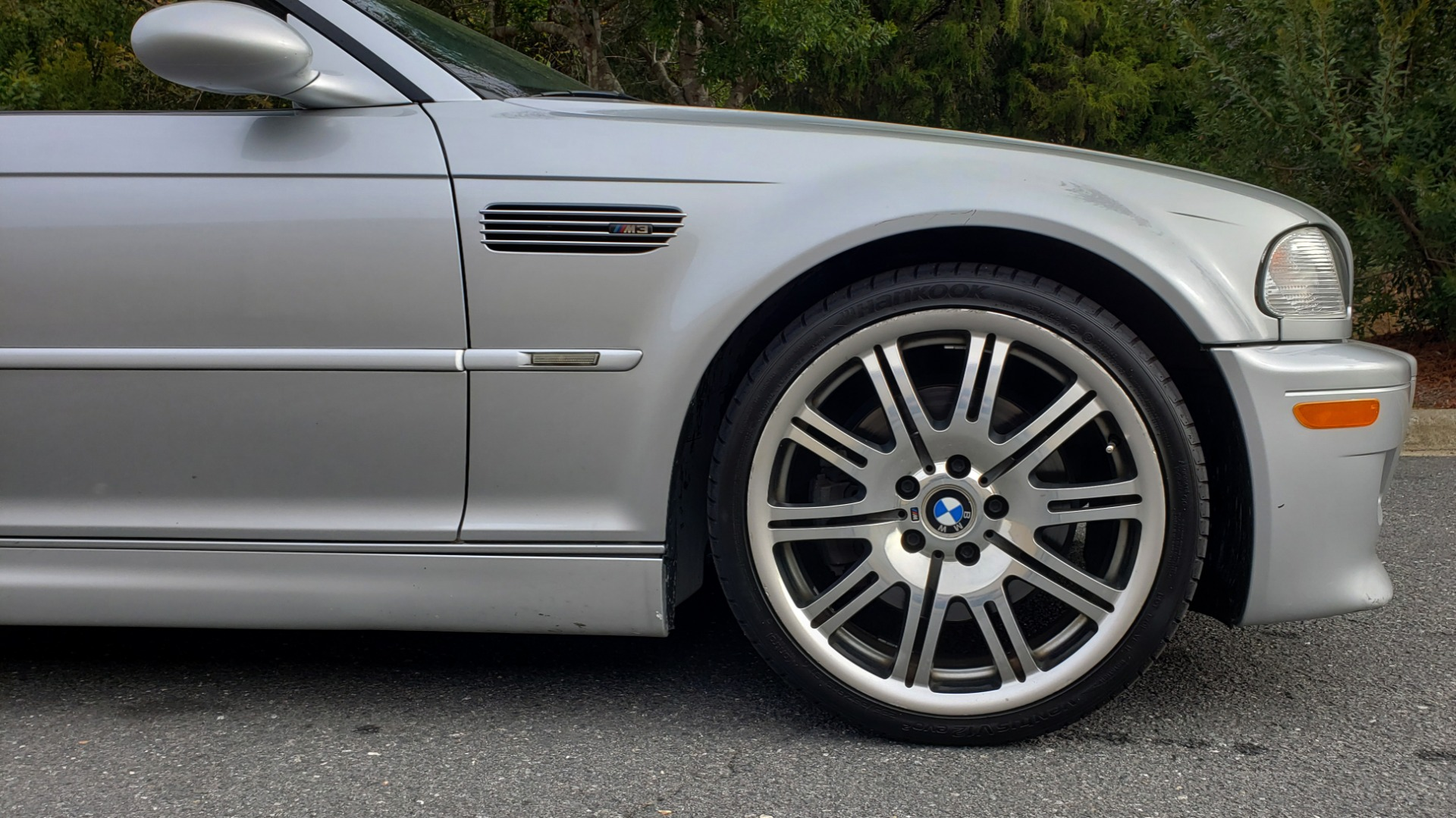 Used 2002 BMW M3 CONVERTIBLE / 6-SPD MAN / XENON / 19IN WHEELS for sale Sold at Formula Imports in Charlotte NC 28227 63